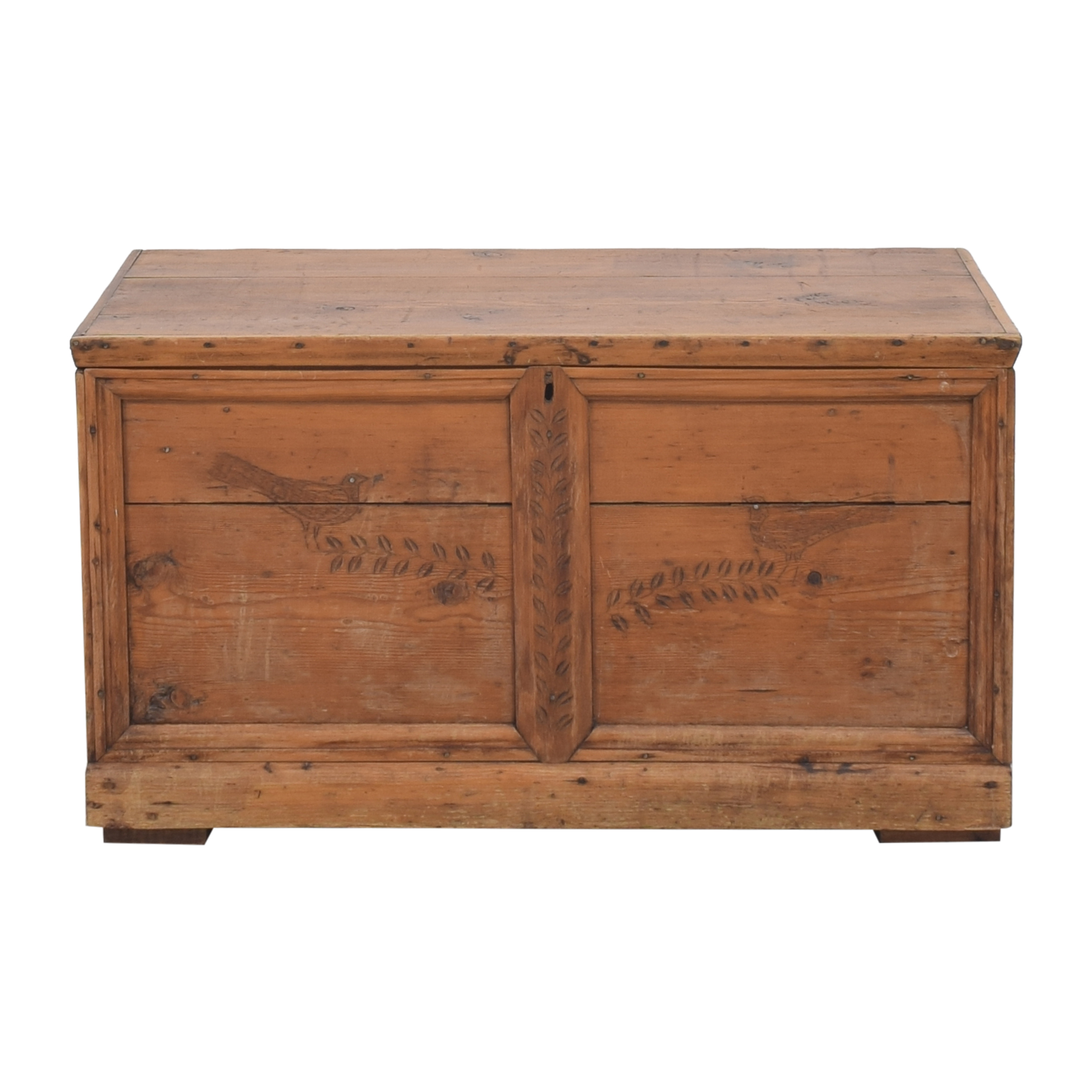 Antique Storage Trunk pa