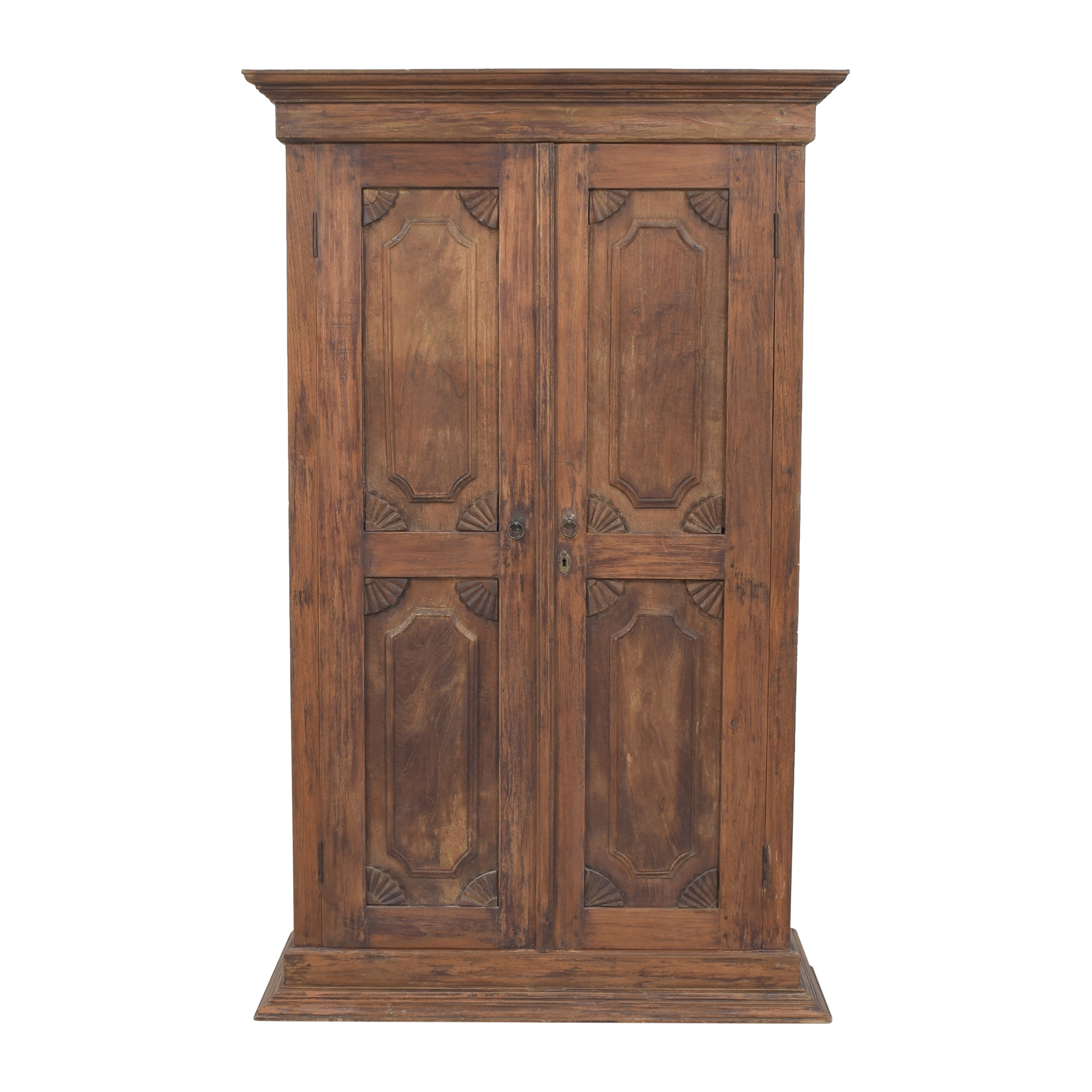 Two Door Armoire used