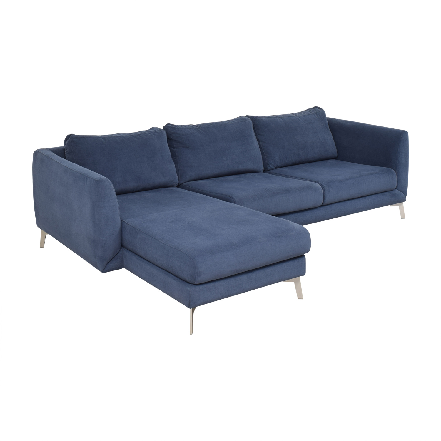 BoConcept Fargo Chaise Sectional Sofa / Sectionals