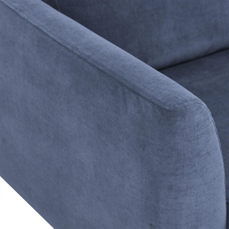 BoConcept BoConcept Fargo Chaise Sectional Sofa on sale