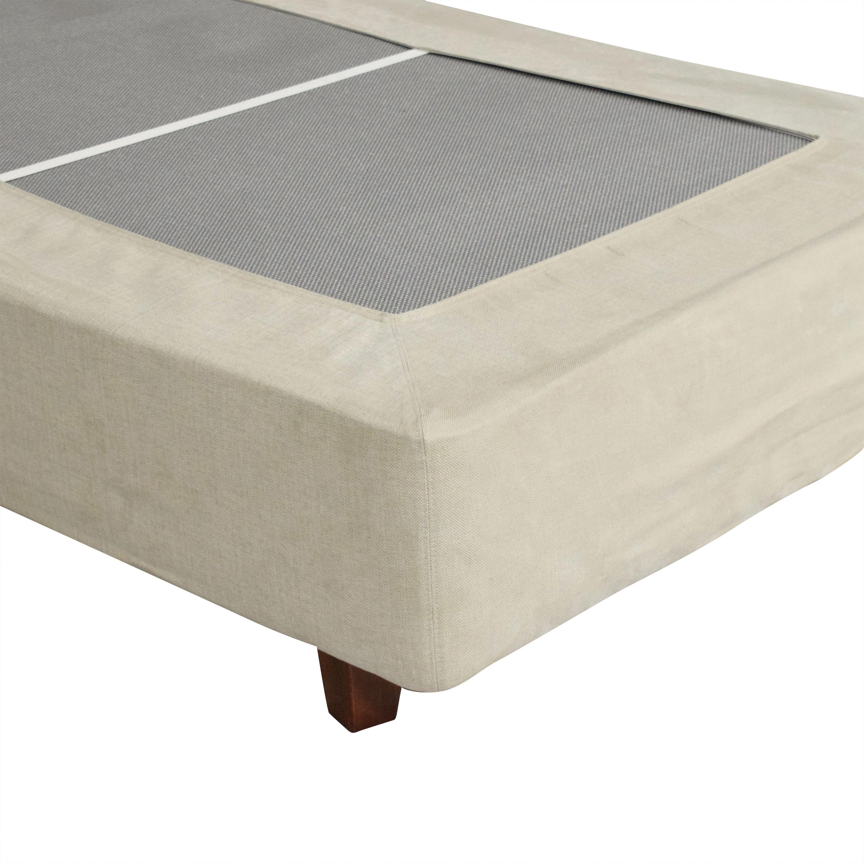 DUX DUX Duxiana Twin XL Bed beige