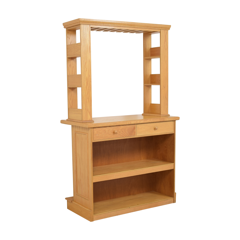 buy Gothic Cabinet Craft Custom Wine Bar Gothic Cabinet Craft Cabinets & Sideboards