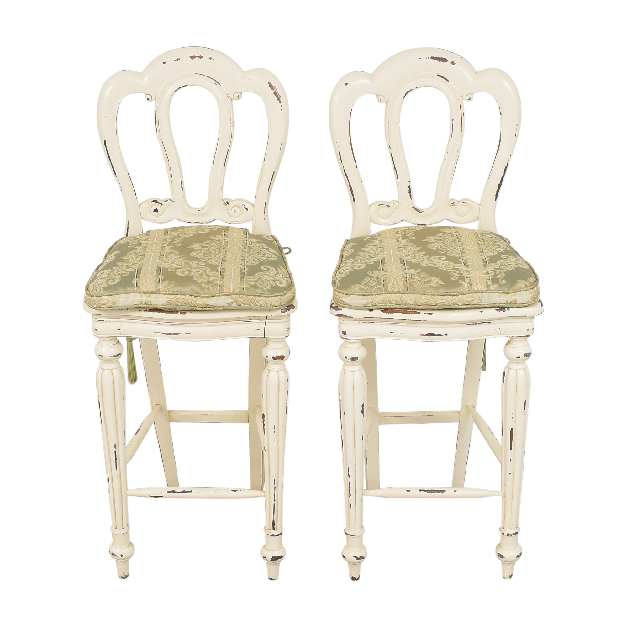 shop Red Tree Napoleon Counter Stools Red Tree