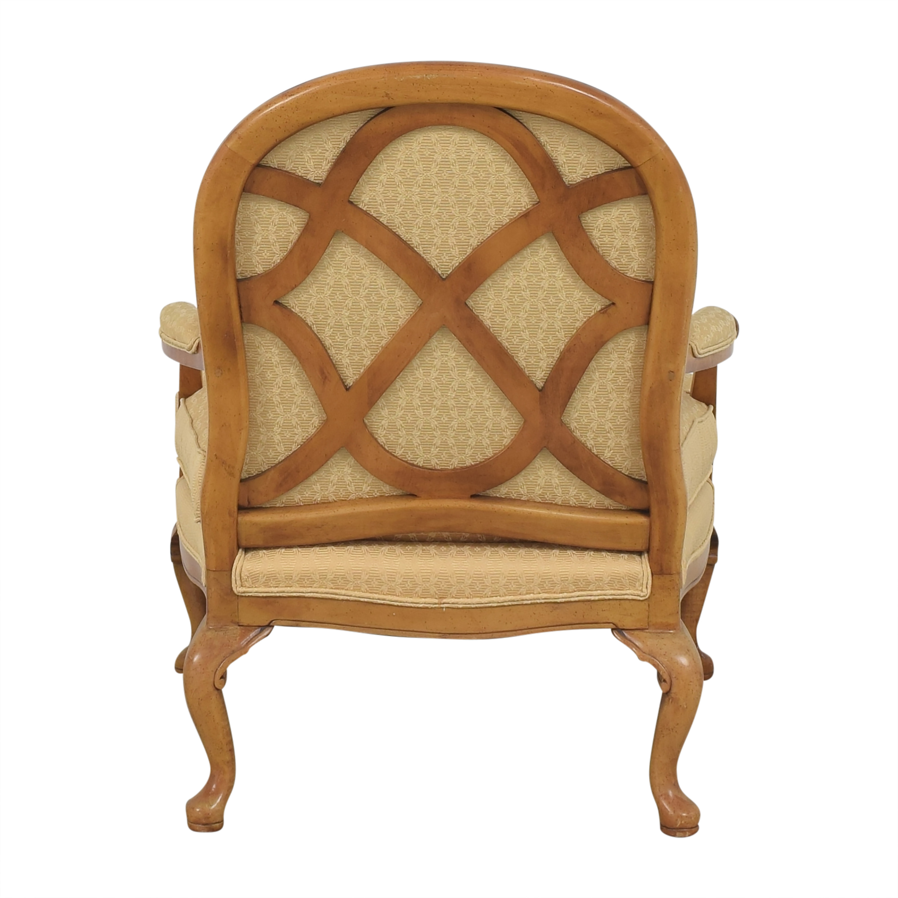 shop Highland House Accent Fauteuil Chair Highland House Furniture Chairs