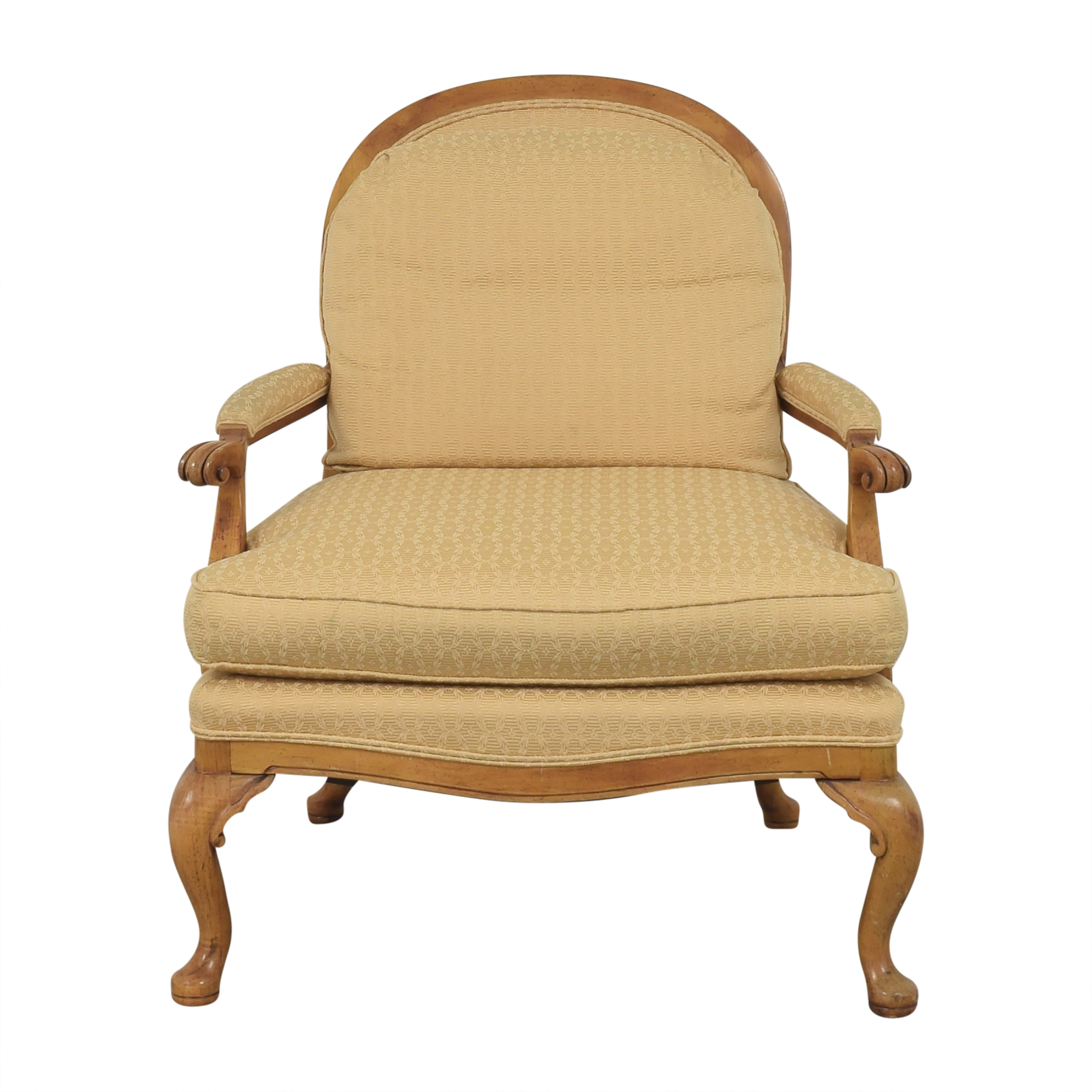 Highland House Furniture Highland House Accent Fauteuil Chair for sale