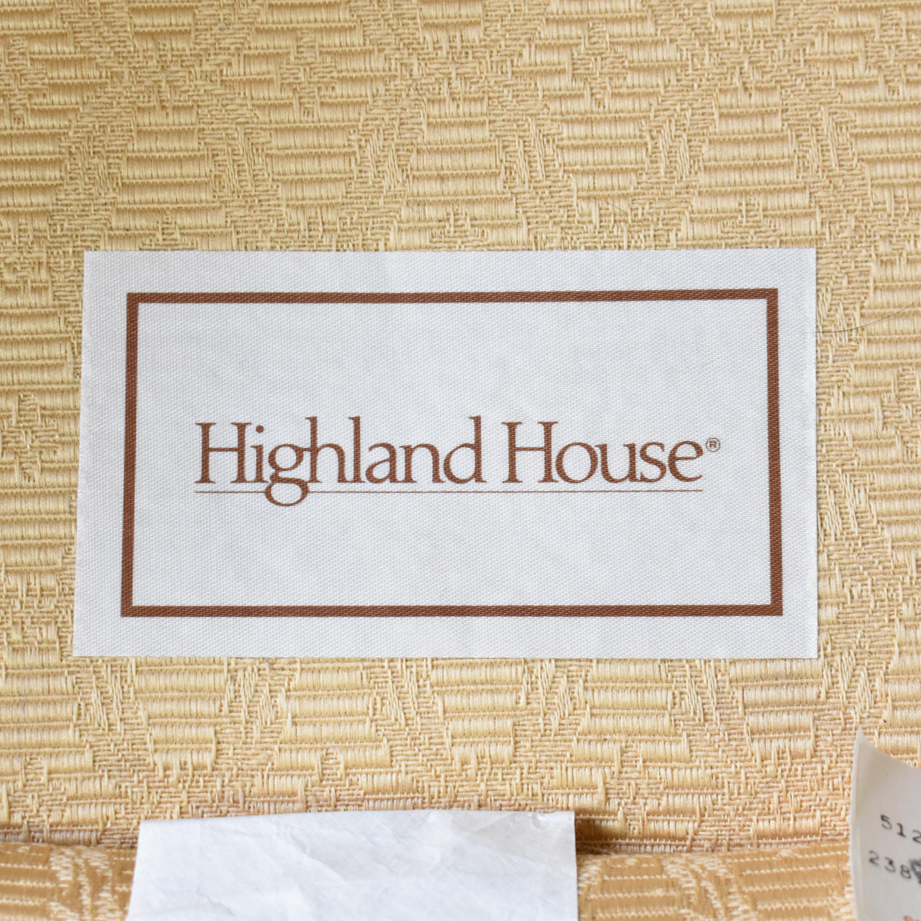 Highland House Furniture Highland House Accent Fauteuil Chair second hand