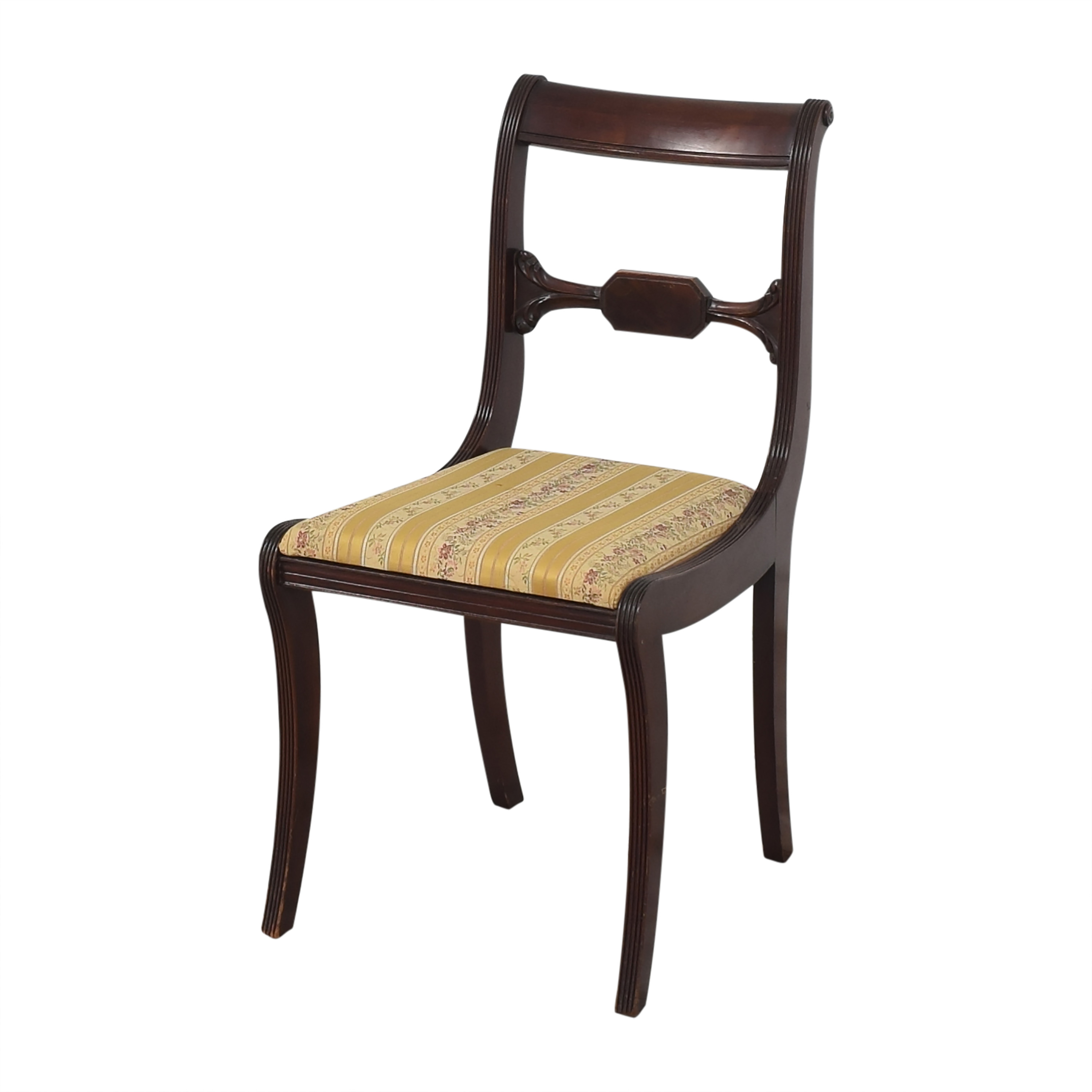 Upholstered Seat Dining Chairs pa