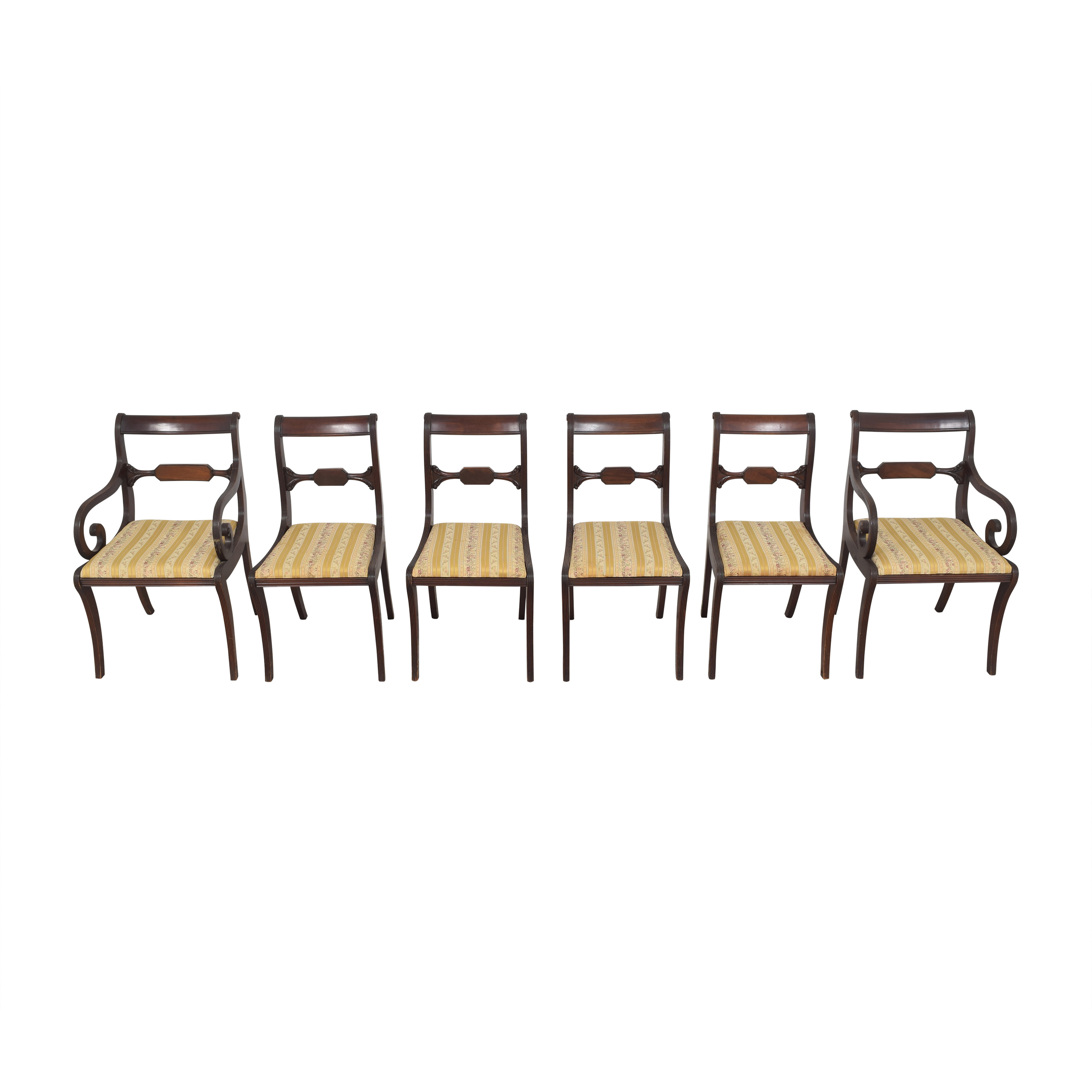 shop Upholstered Seat Dining Chairs