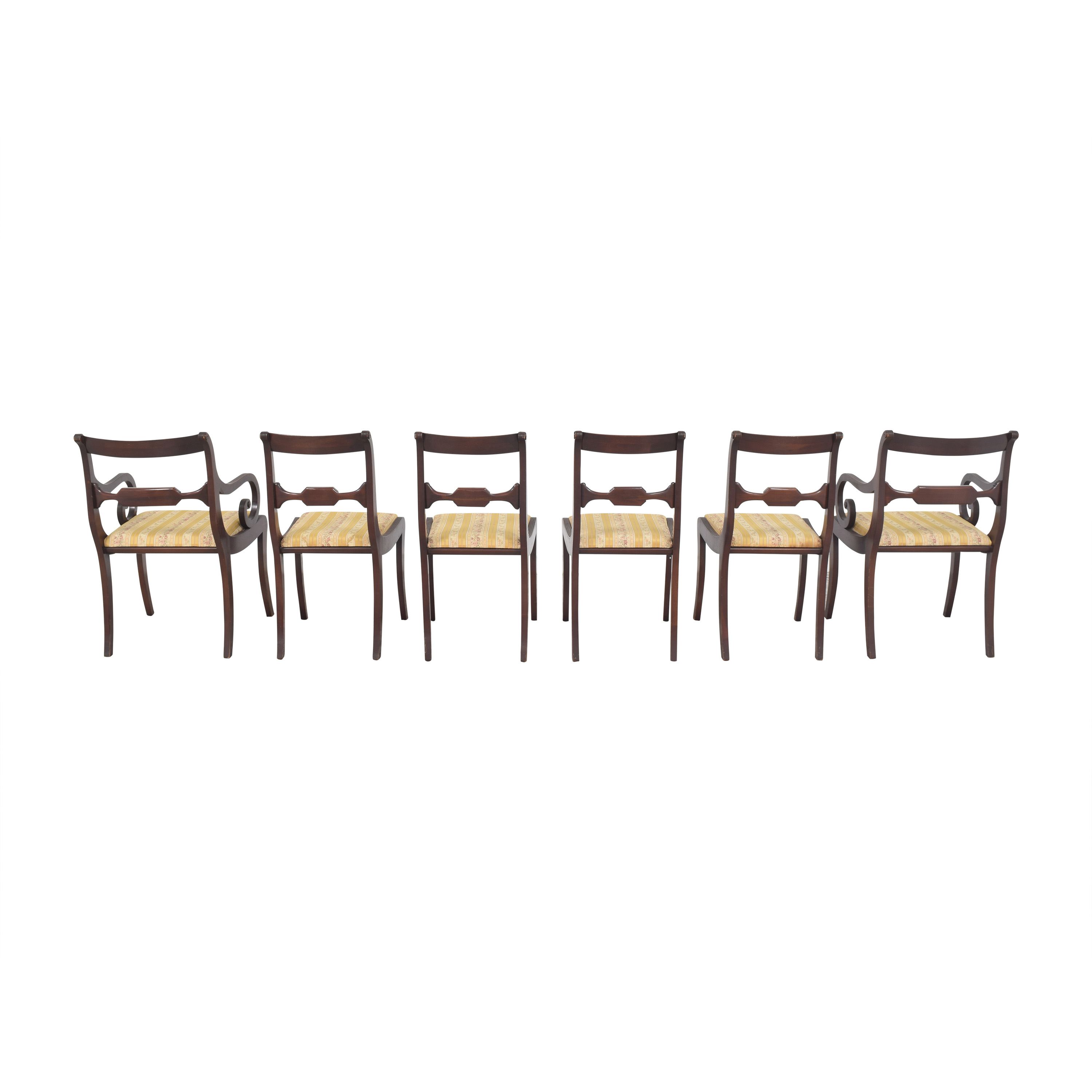 buy Upholstered Seat Dining Chairs  Dining Chairs