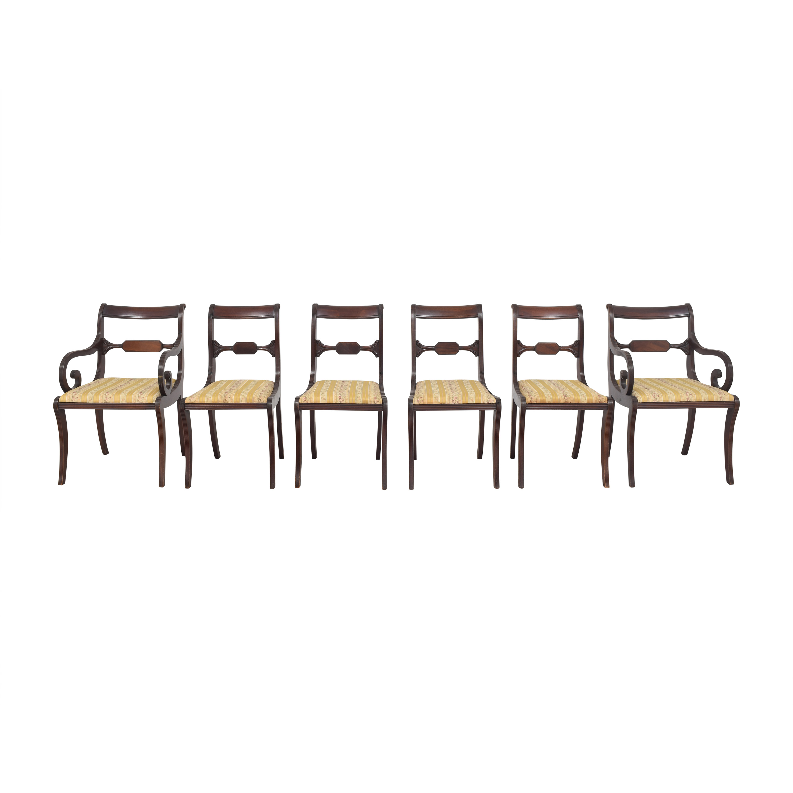 Upholstered Seat Dining Chairs nyc