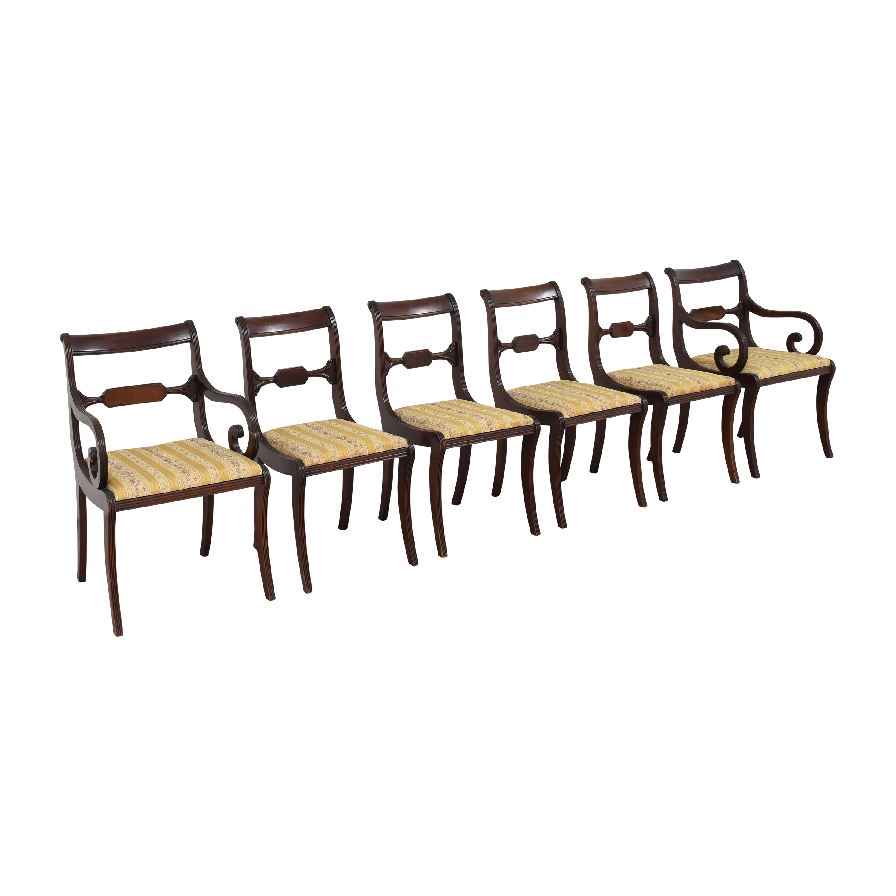 buy Upholstered Seat Dining Chairs  Chairs