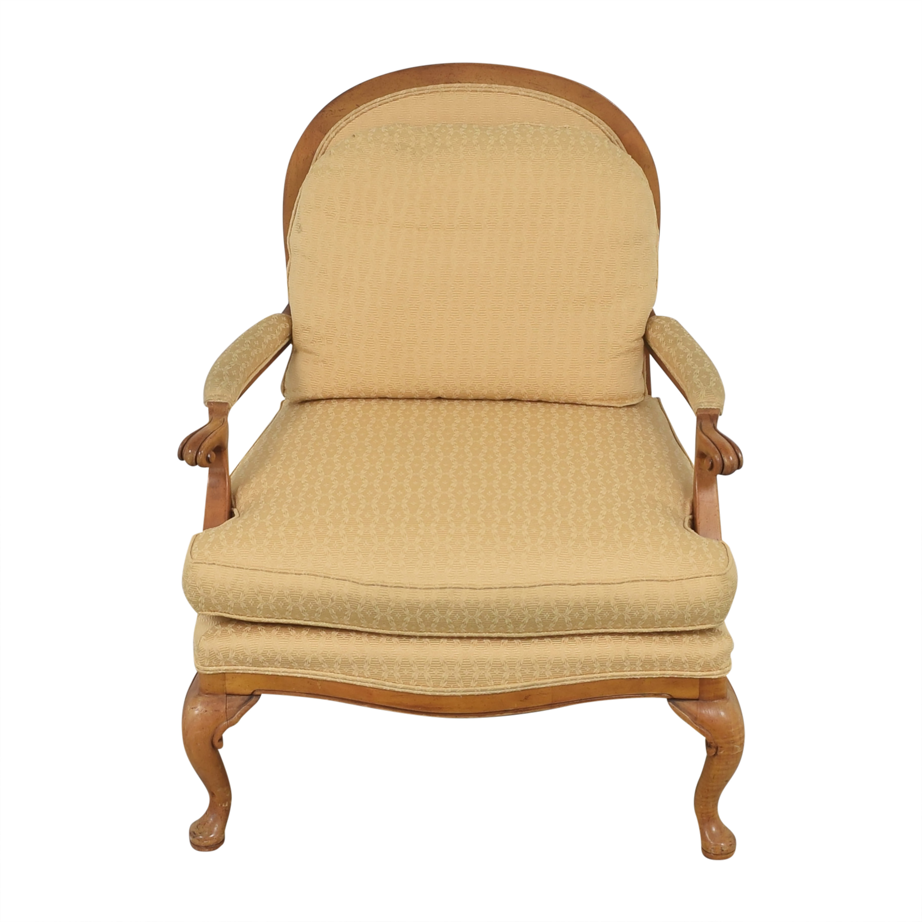 Highland House Furniture Highland House Accent Fauteuil Chair used