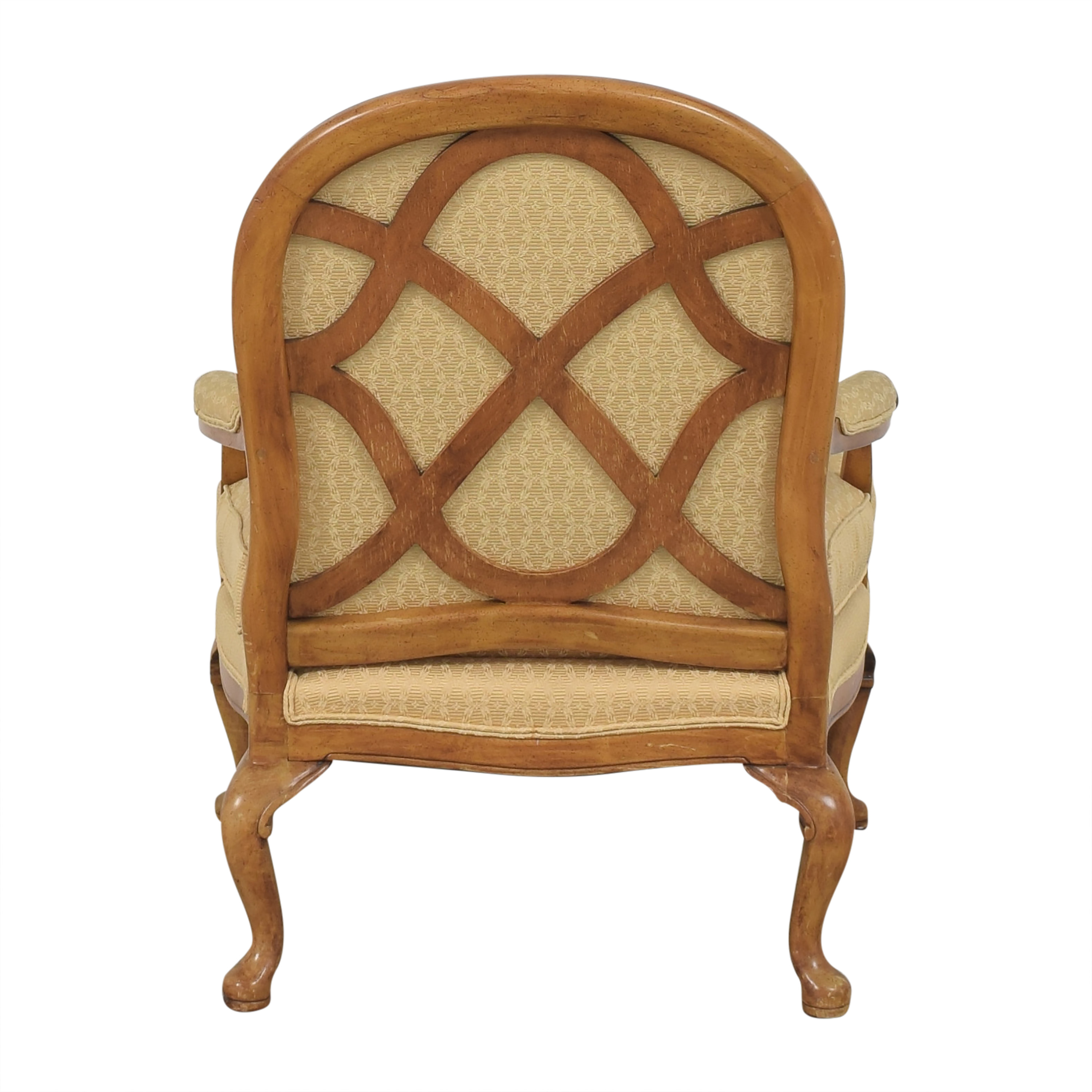Highland House Furniture Highland House Accent Fauteuil Chair dimensions