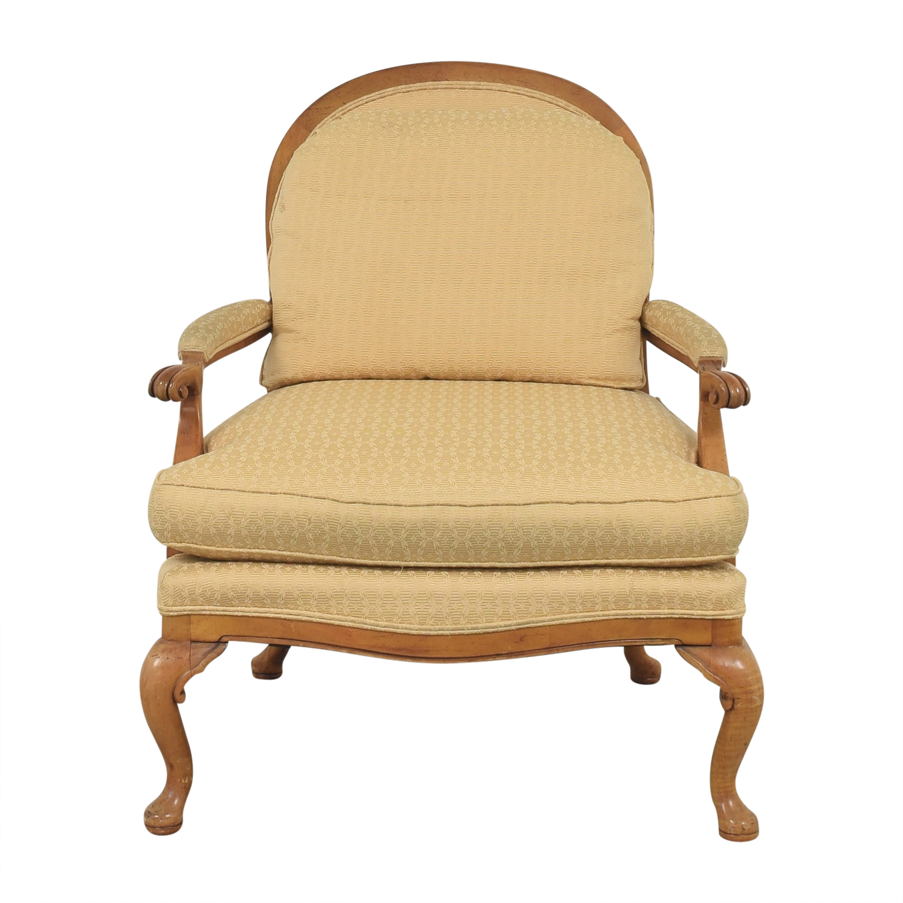 Highland House Furniture Highland House Accent Fauteuil Chair nj