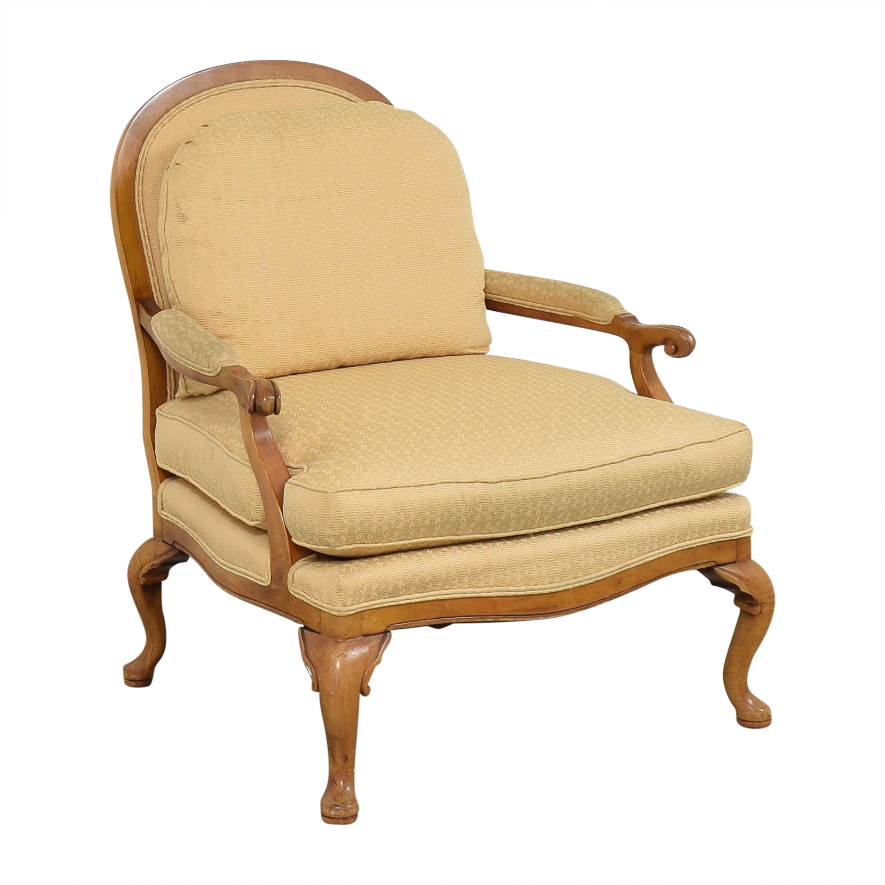 Highland House Furniture Highland House Accent Fauteuil Chair pa