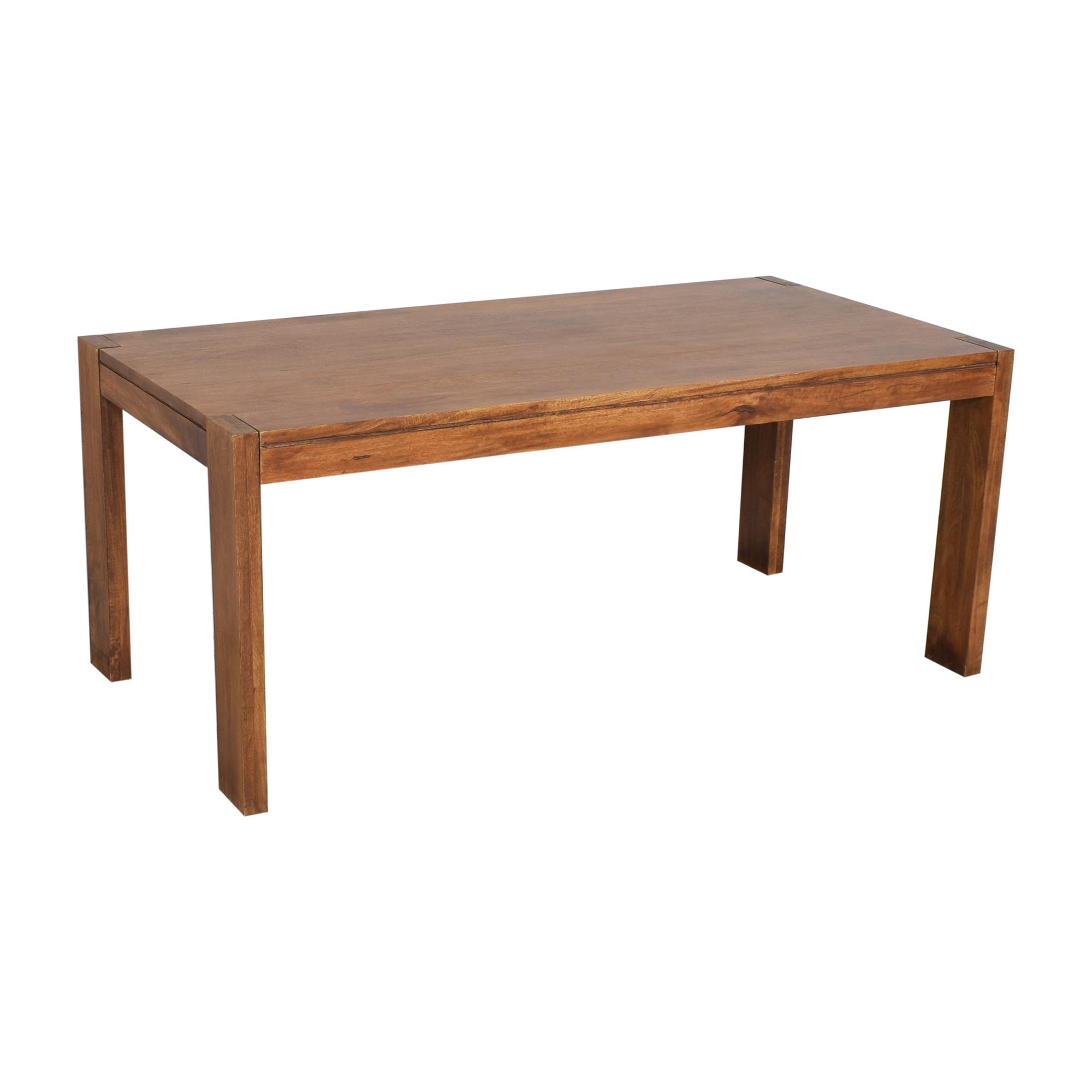 West Elm West Elm Boerum Dining Table dimensions