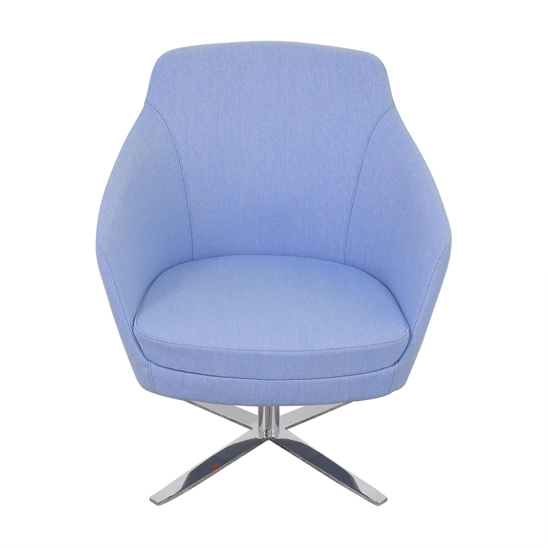 Global Furniture Group  Global Furniture Group Drift Low Back Swivel Lounge Chair on sale