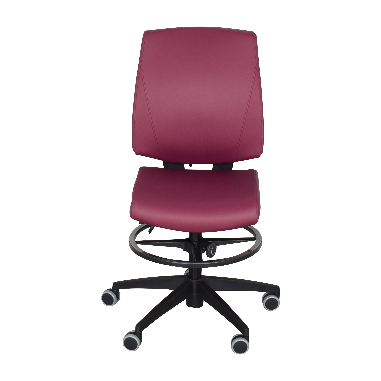 buy Global Furniture Group G1 Ergo Select Armless Medium Back Chair  Global Furniture Group