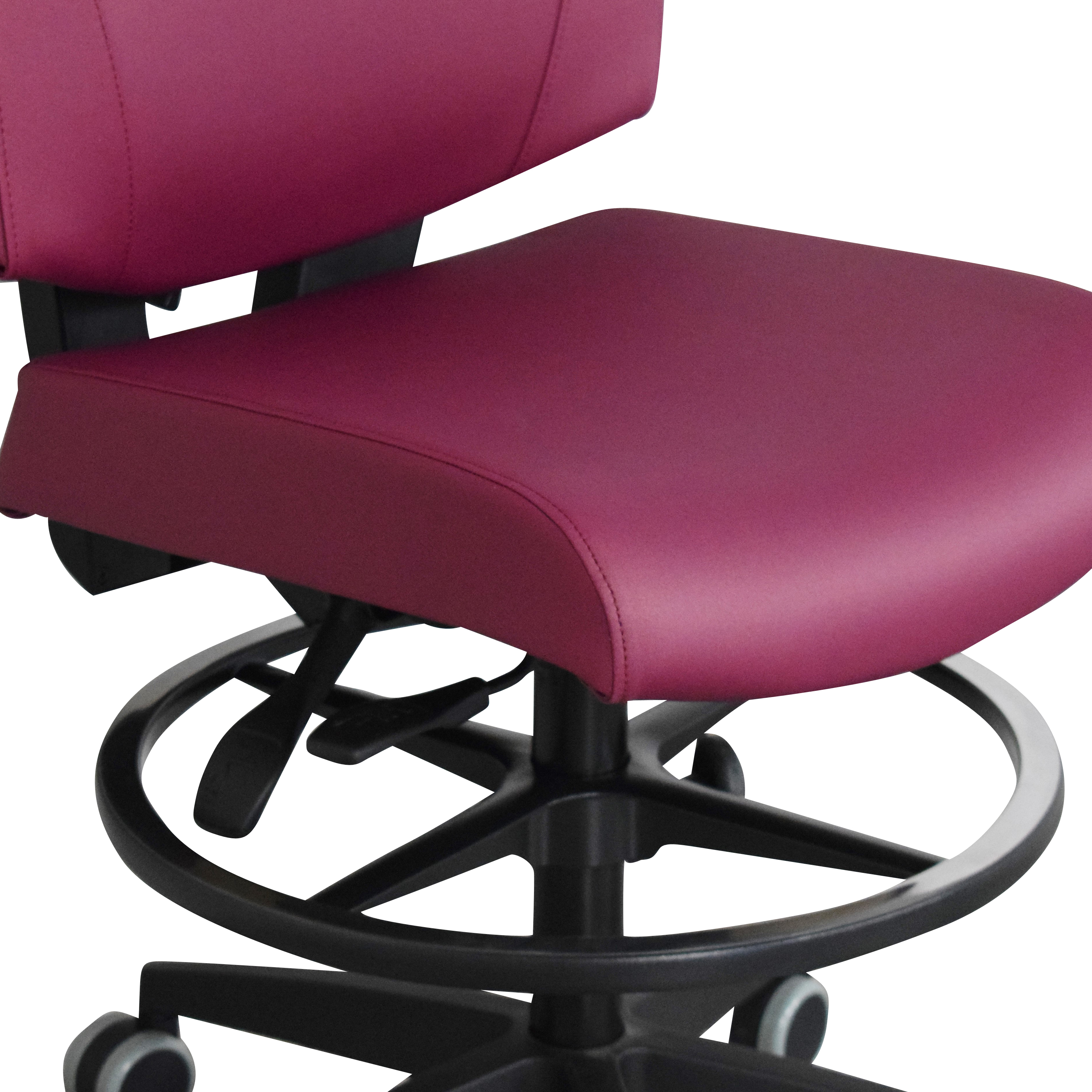 Global Furniture Group G1 Ergo Select Armless Medium Back Chair  / Chairs