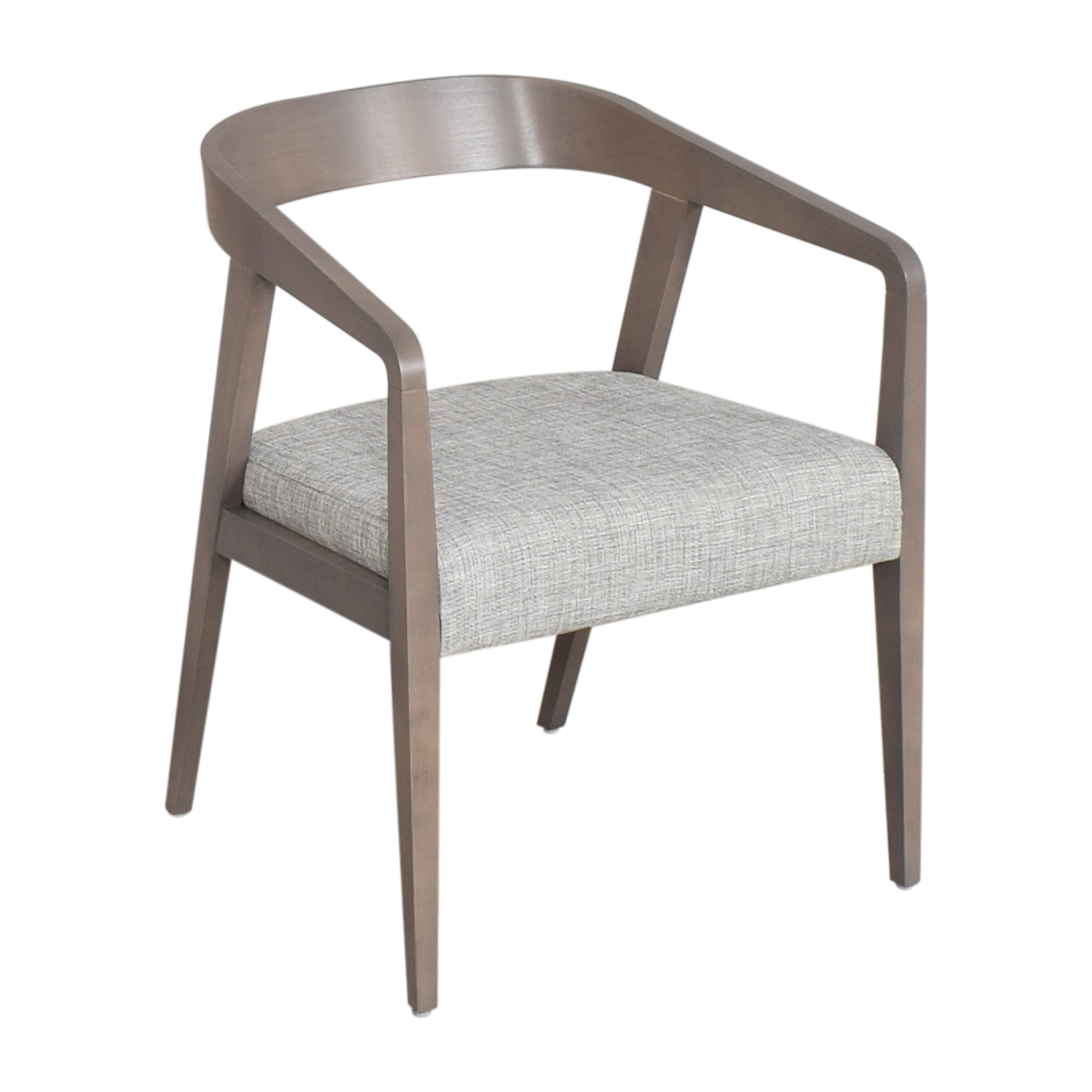 buy Global Furniture Group Global Furniture Group Chap Round Back Upholstered Armchair online