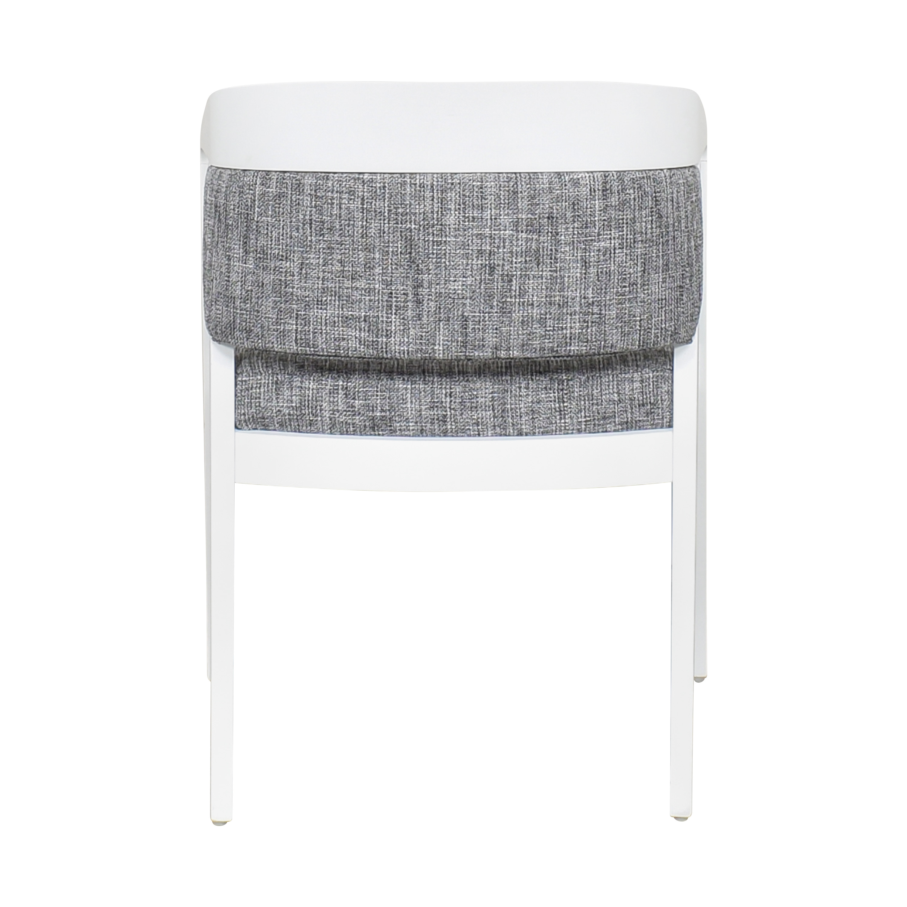 Global Furniture Group Global Furniture Group Chap Upholstered Round Back Armchair Accent Chairs