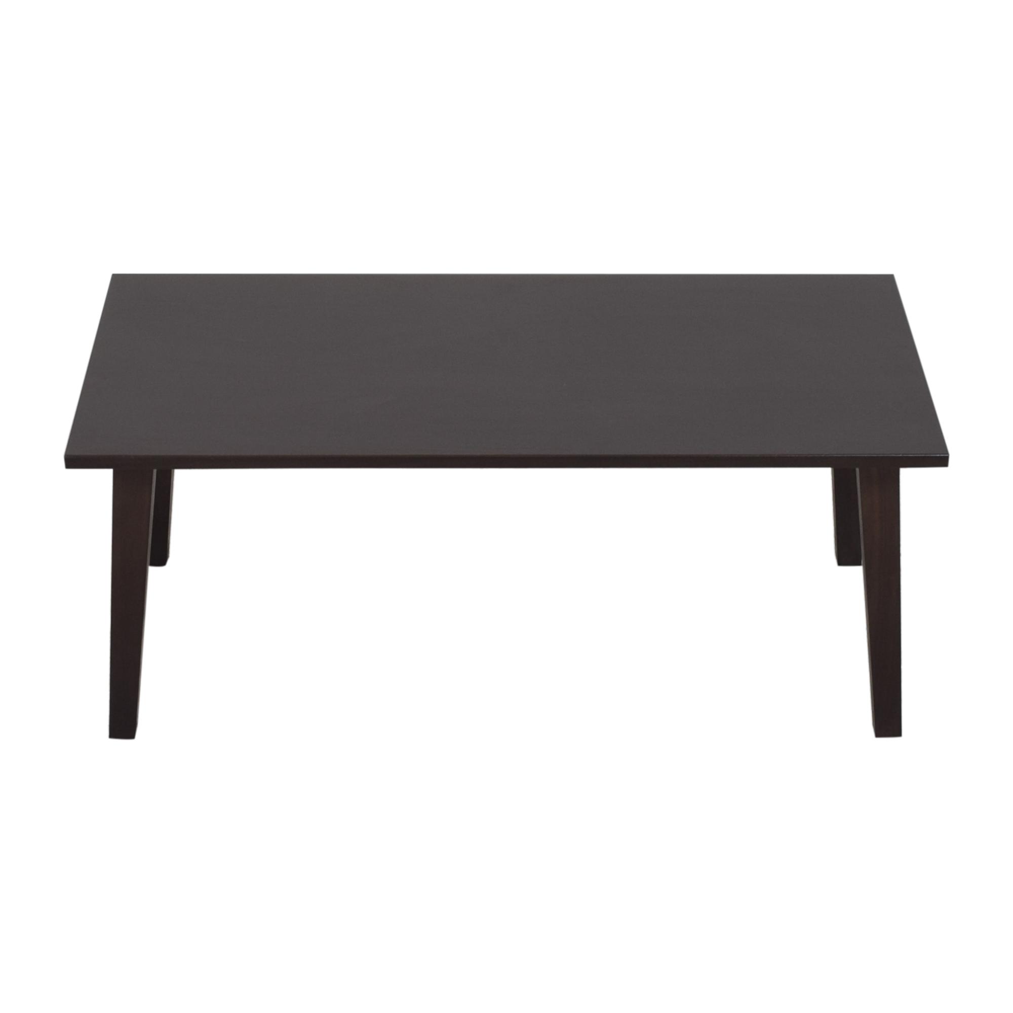 Global Furniture Group Corby Veneer Coffee Table / Coffee Tables