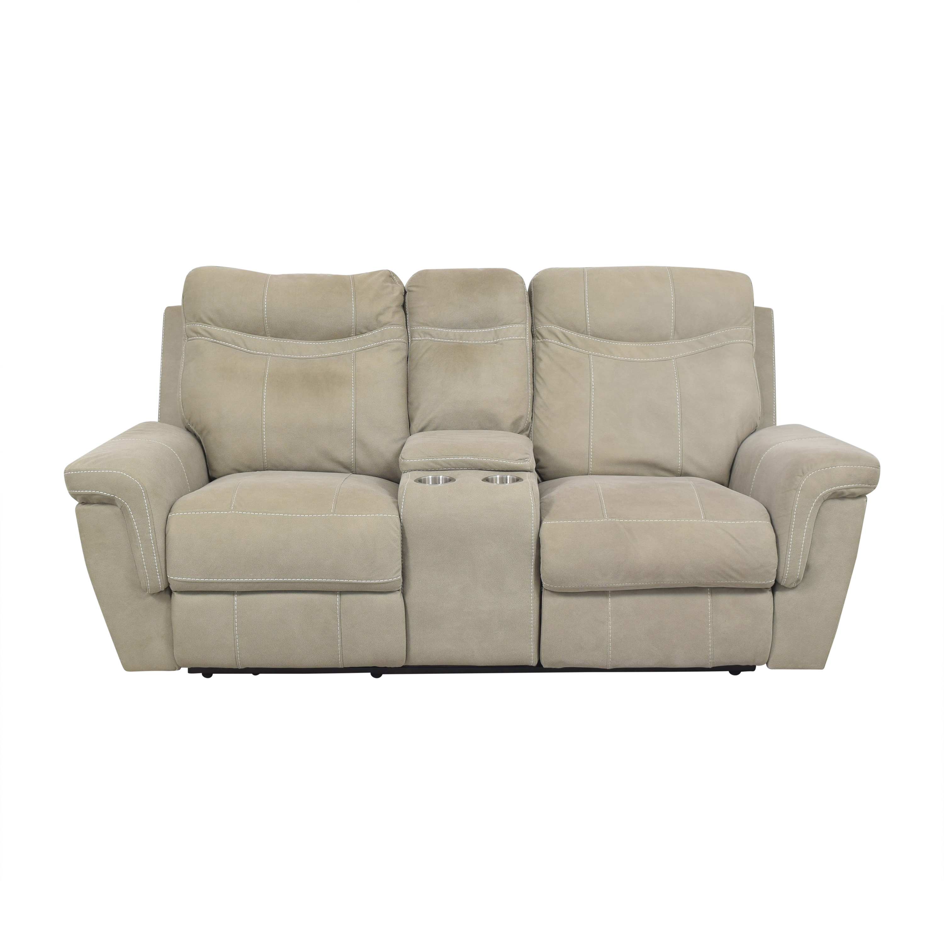 Standard Furniture Standard Furniture Boardwalk Power Reclining Sofa nyc