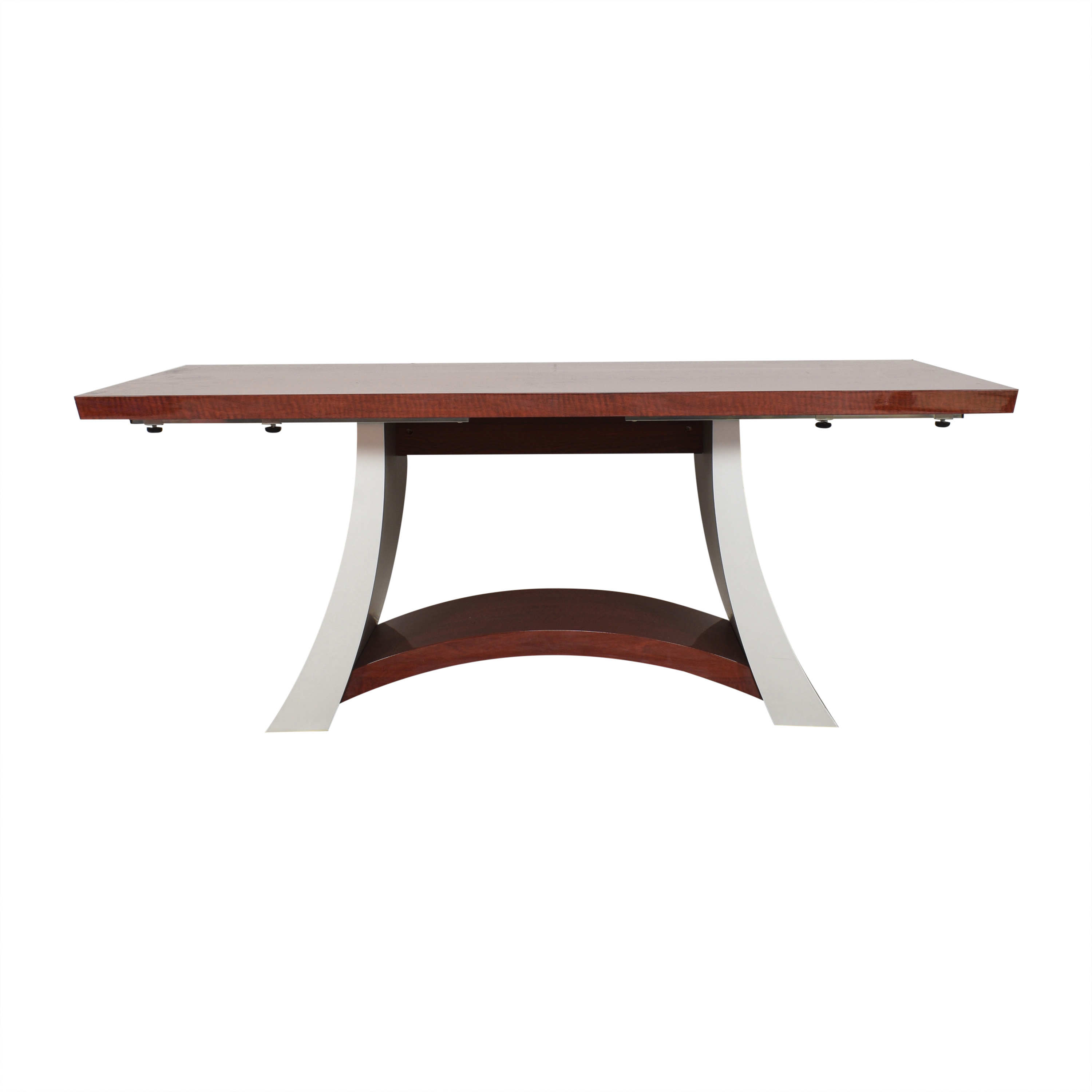 Modern Extendable Dining Table discount