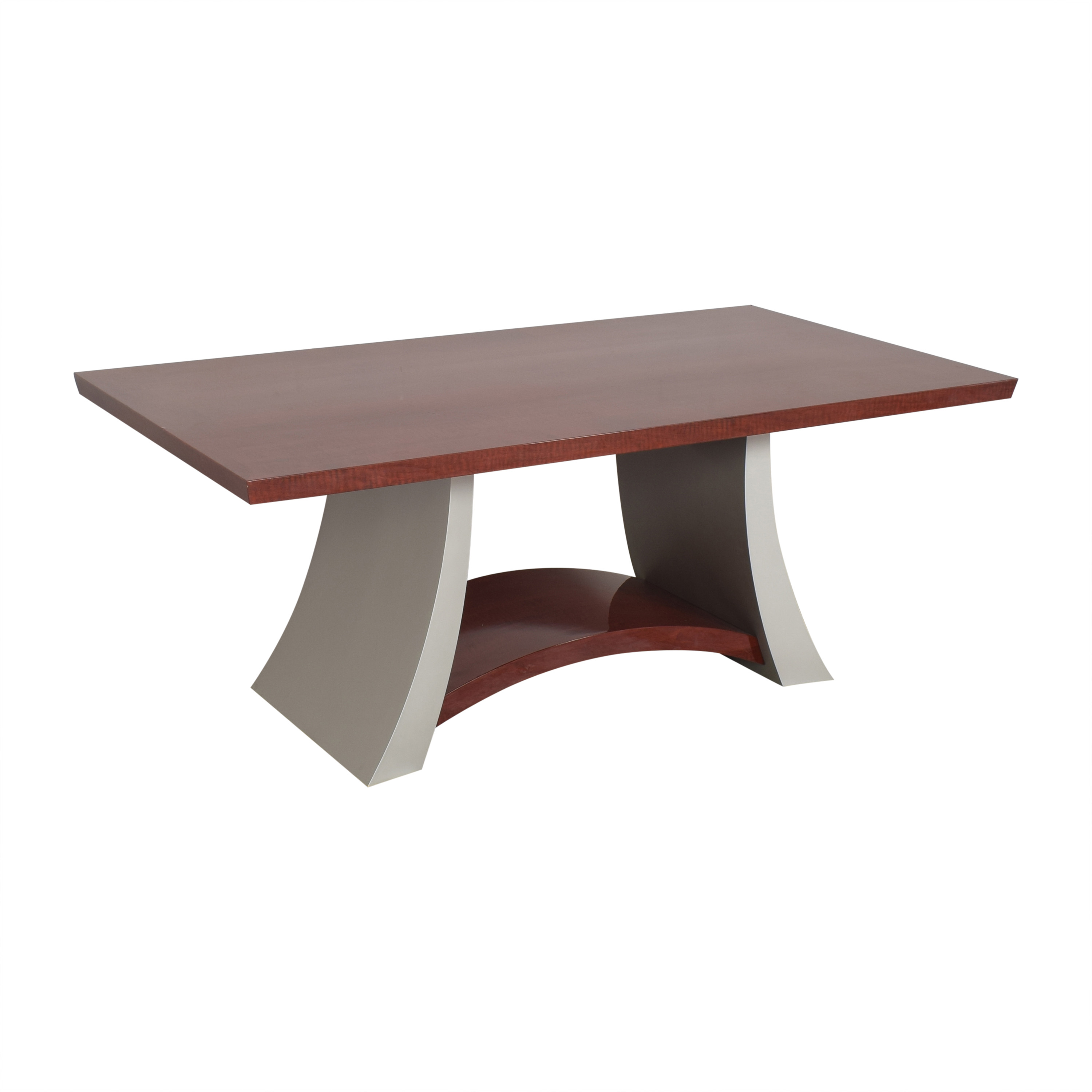 Modern Extendable Dining Table ct