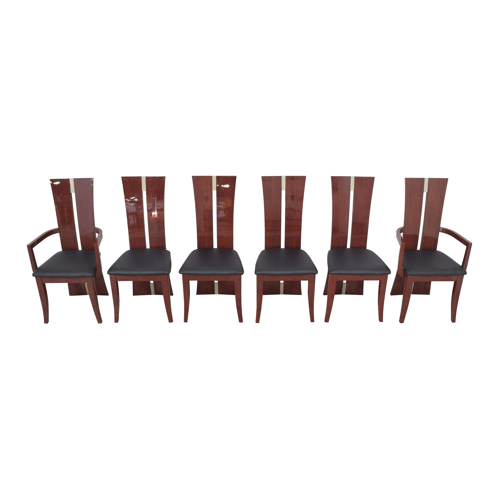 shop High Back Dining Chairs  Chairs