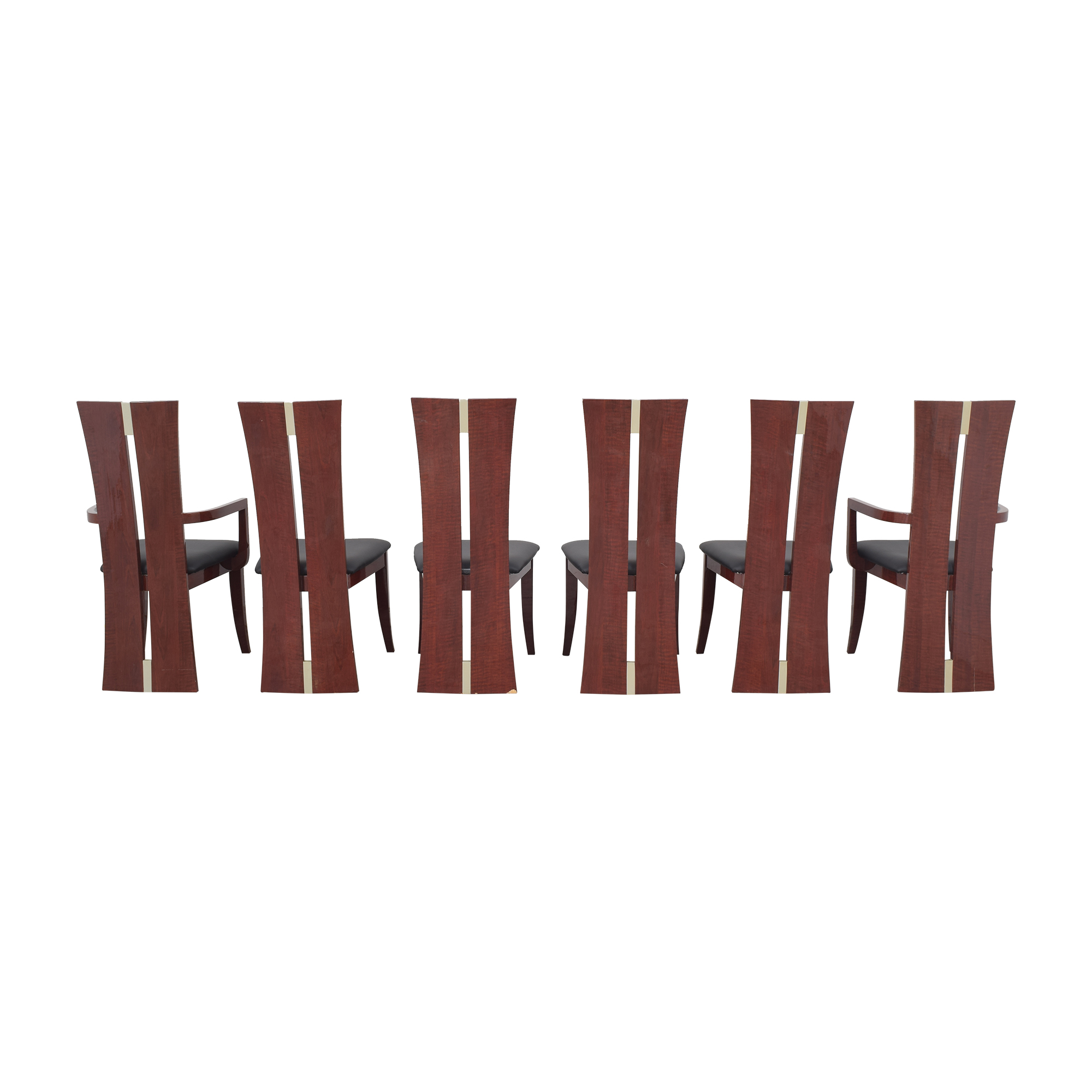 High Back Dining Chairs on sale