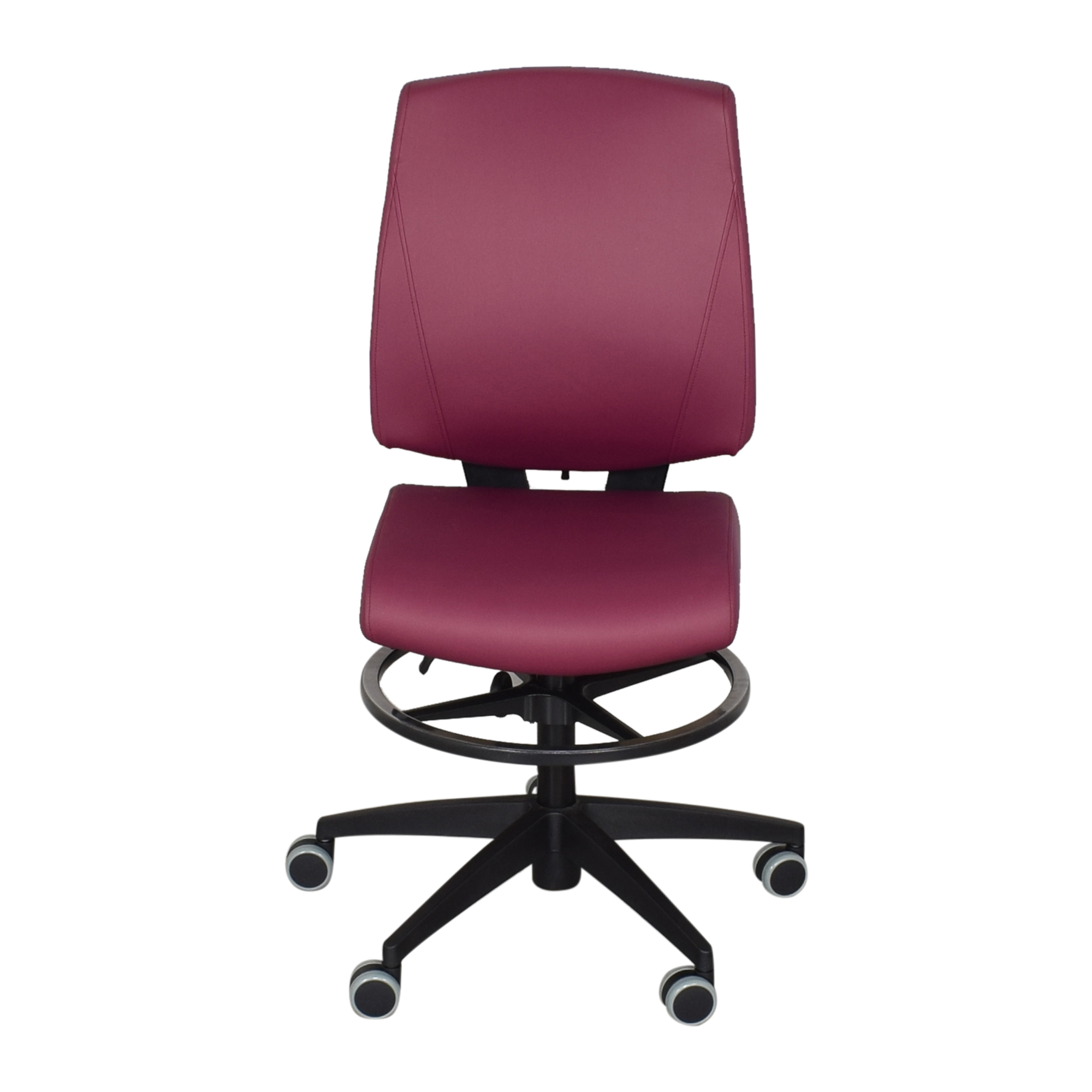 Global Furniture Group G1 Ergo Select Armless Medium Back Chair  sale