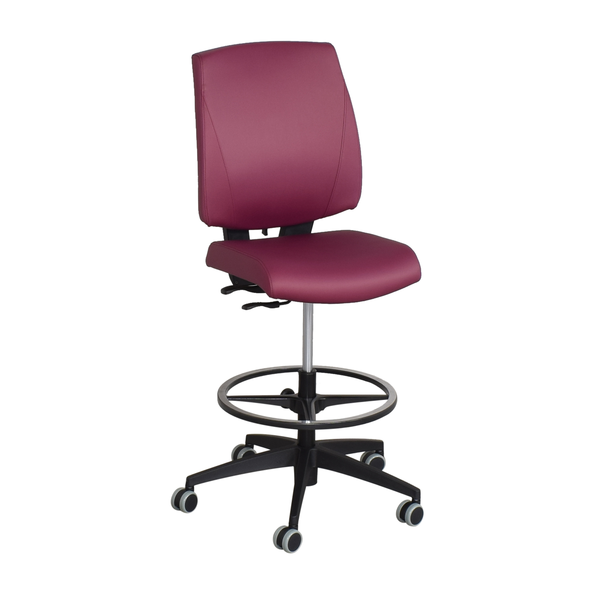 Global Furniture Group Global Furniture Group G1 Ergo Select Drafting Stool pa