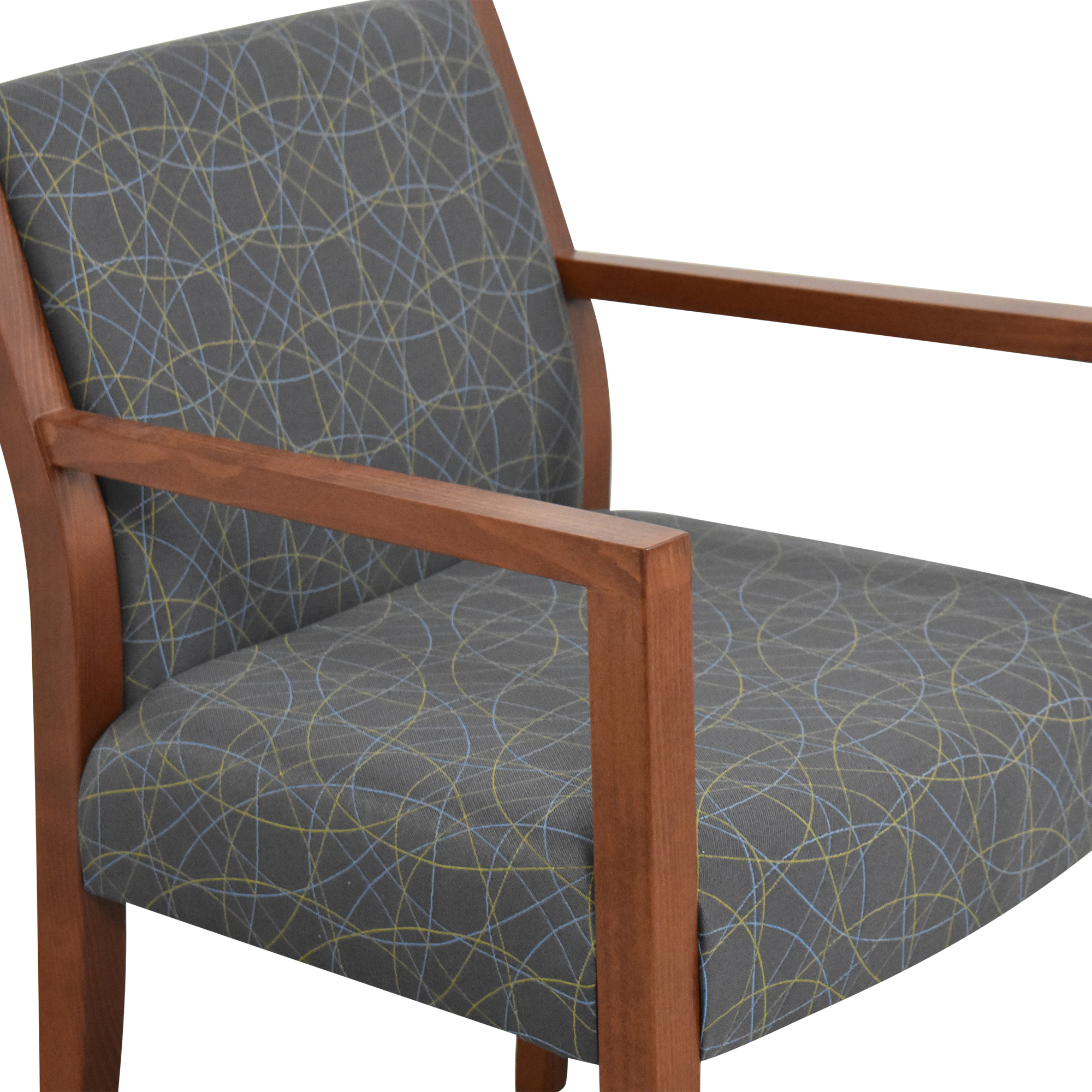 Global Furniture Group Global Furniture Group Layne Chair  multi