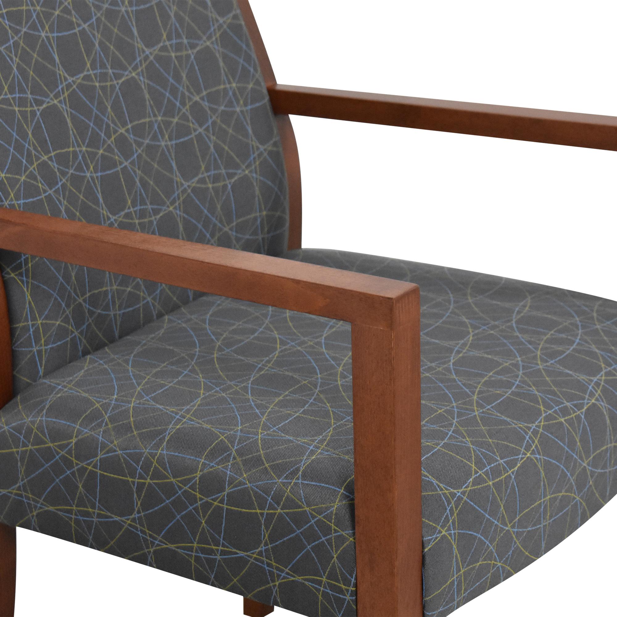 Global Furniture Group Global Furniture Group Layne Chair  nyc