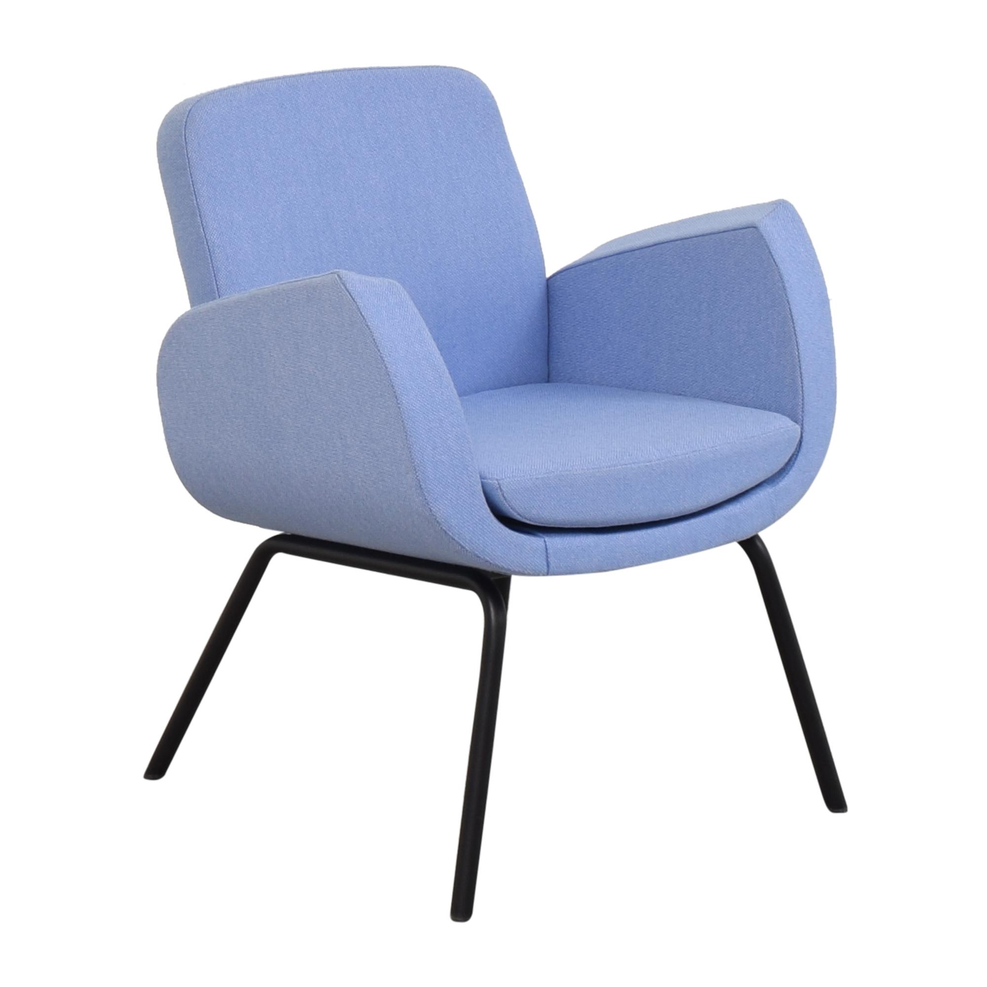 Global Furniture Group Global Furniture Group Kate Chair blue