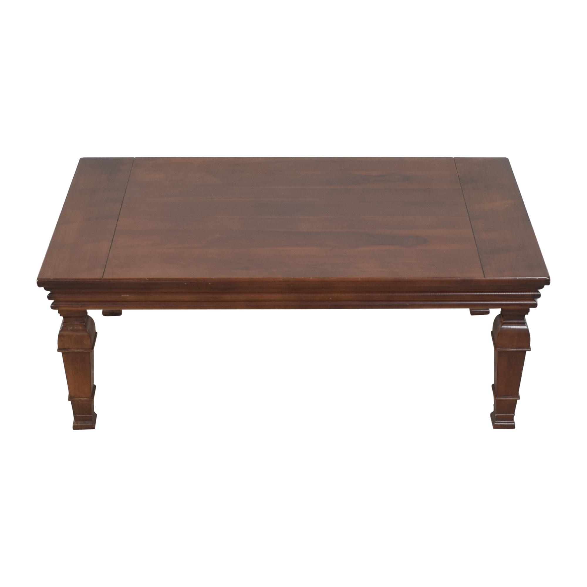 Lane Furniture Lane Furniture Rectangular Coffee Table Coffee Tables