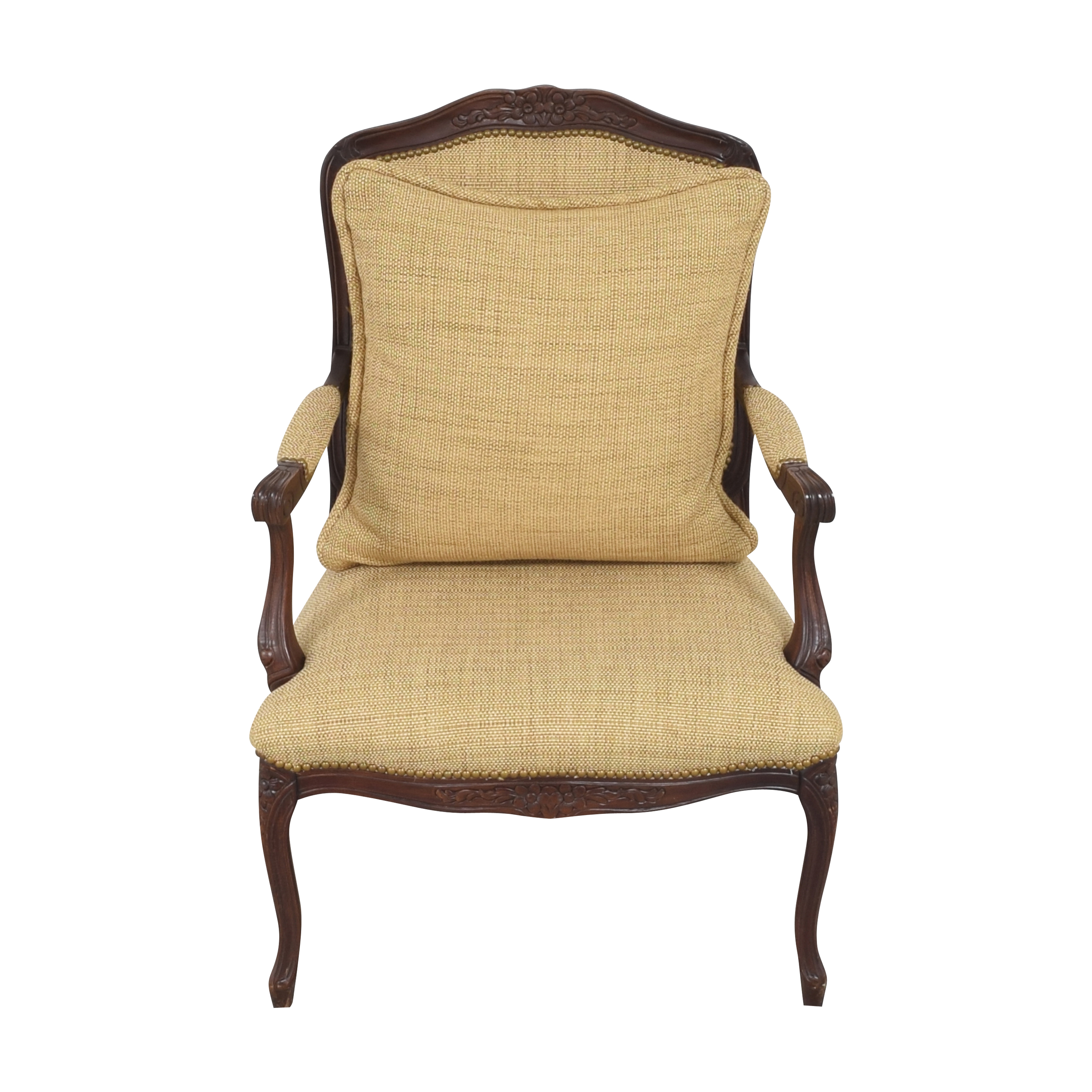 shop Upholstered Accent Chair  Chairs