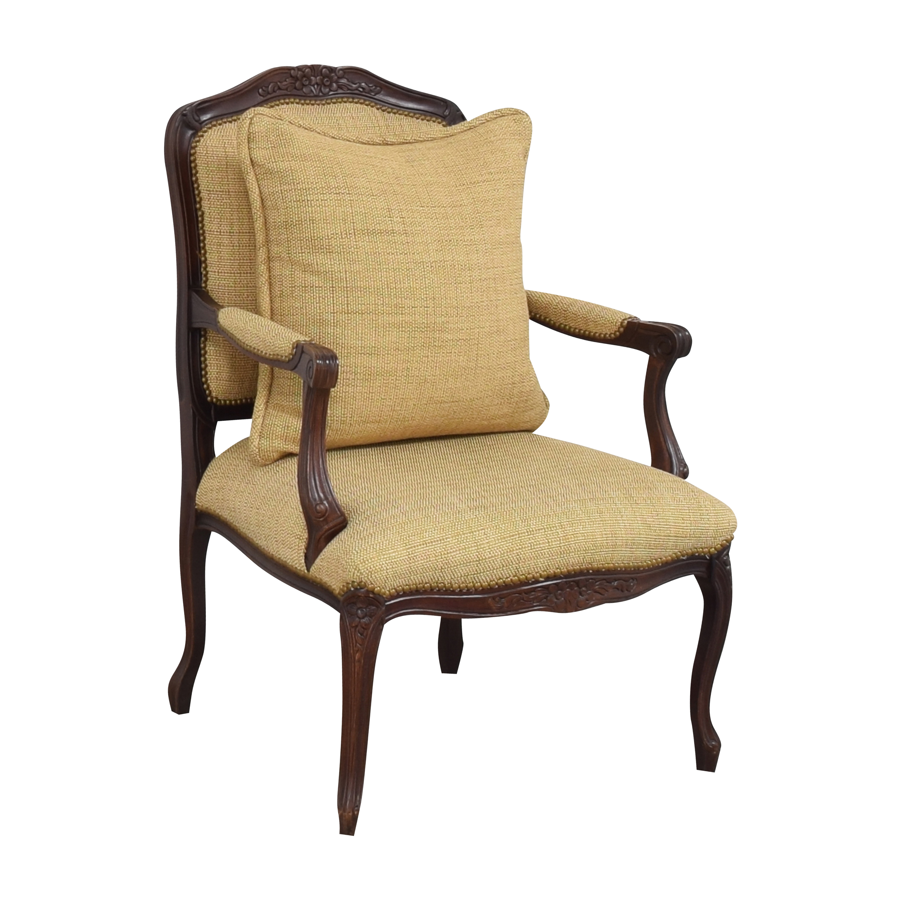 Upholstered Accent Chair ma