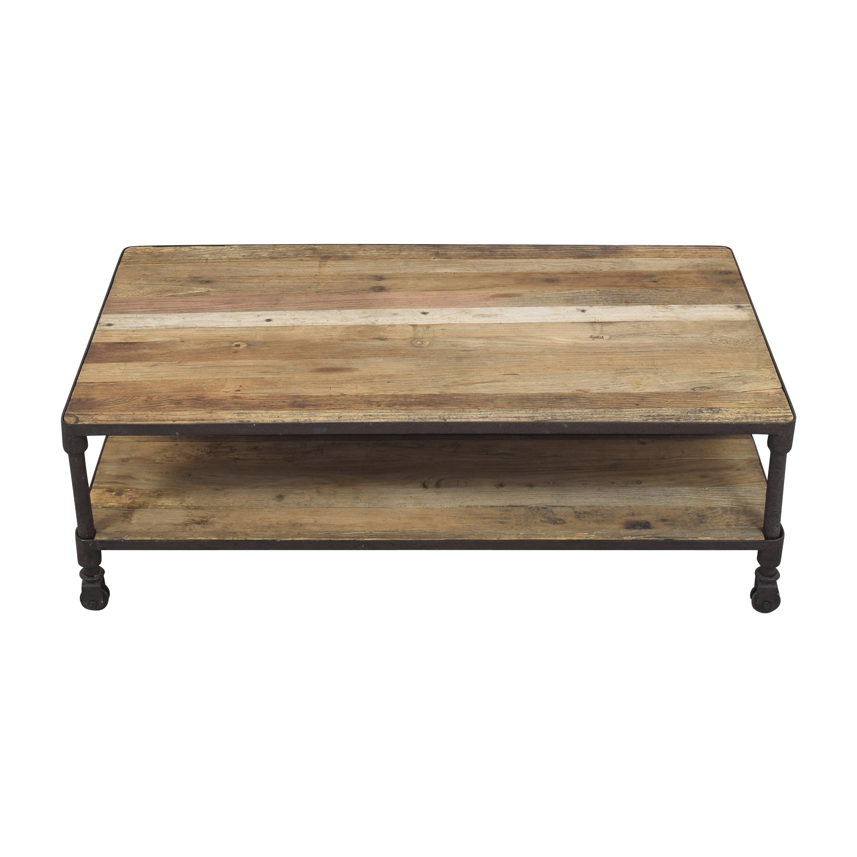 Restoration Hardware Restoration Hardware Dutch Industrial Coffee Table Coffee Tables