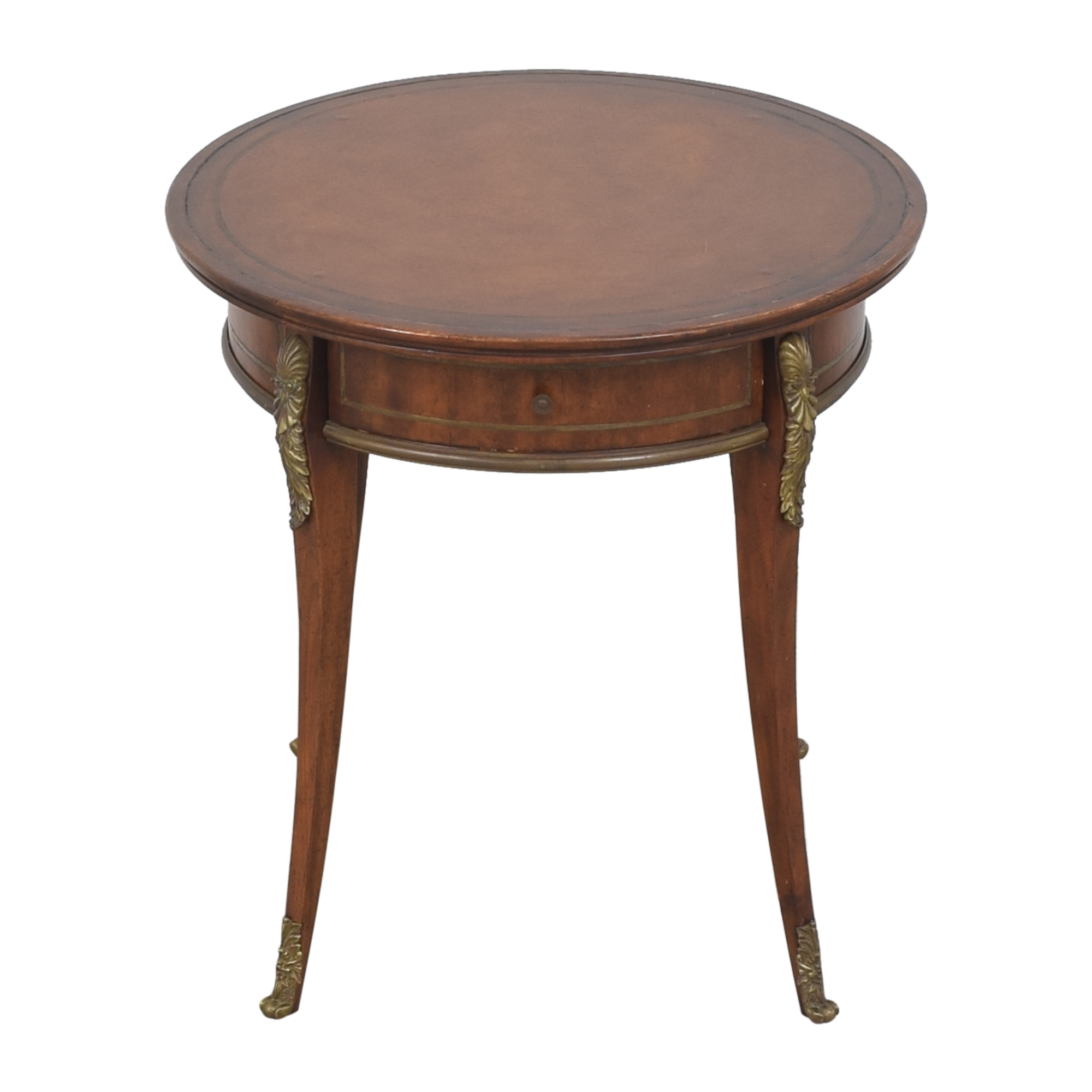 buy John-Richard John-Richard European Crossroads Single Drawer Side Table online