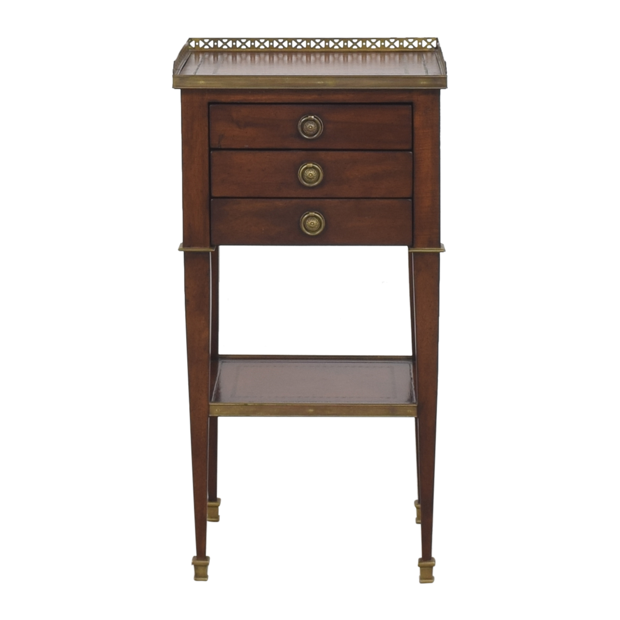 John-Richard John-Richard European Crossroads End Table on sale