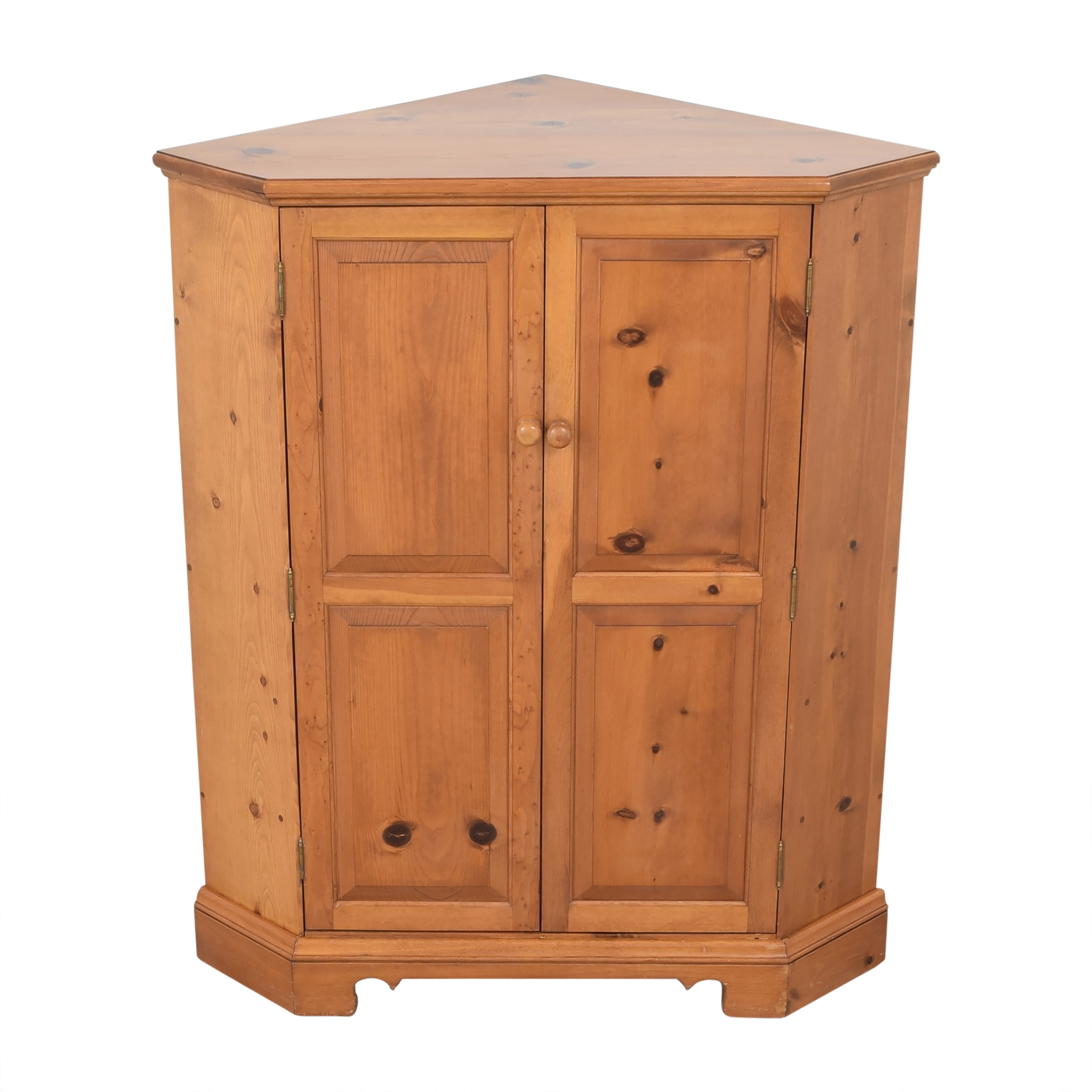 buy Country-Style Corner Media Cabinet