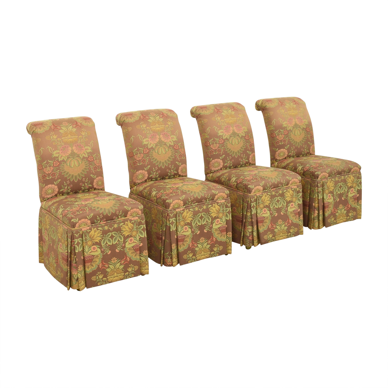 Century Furniture Century Furniture Parsons Dining Chairs price