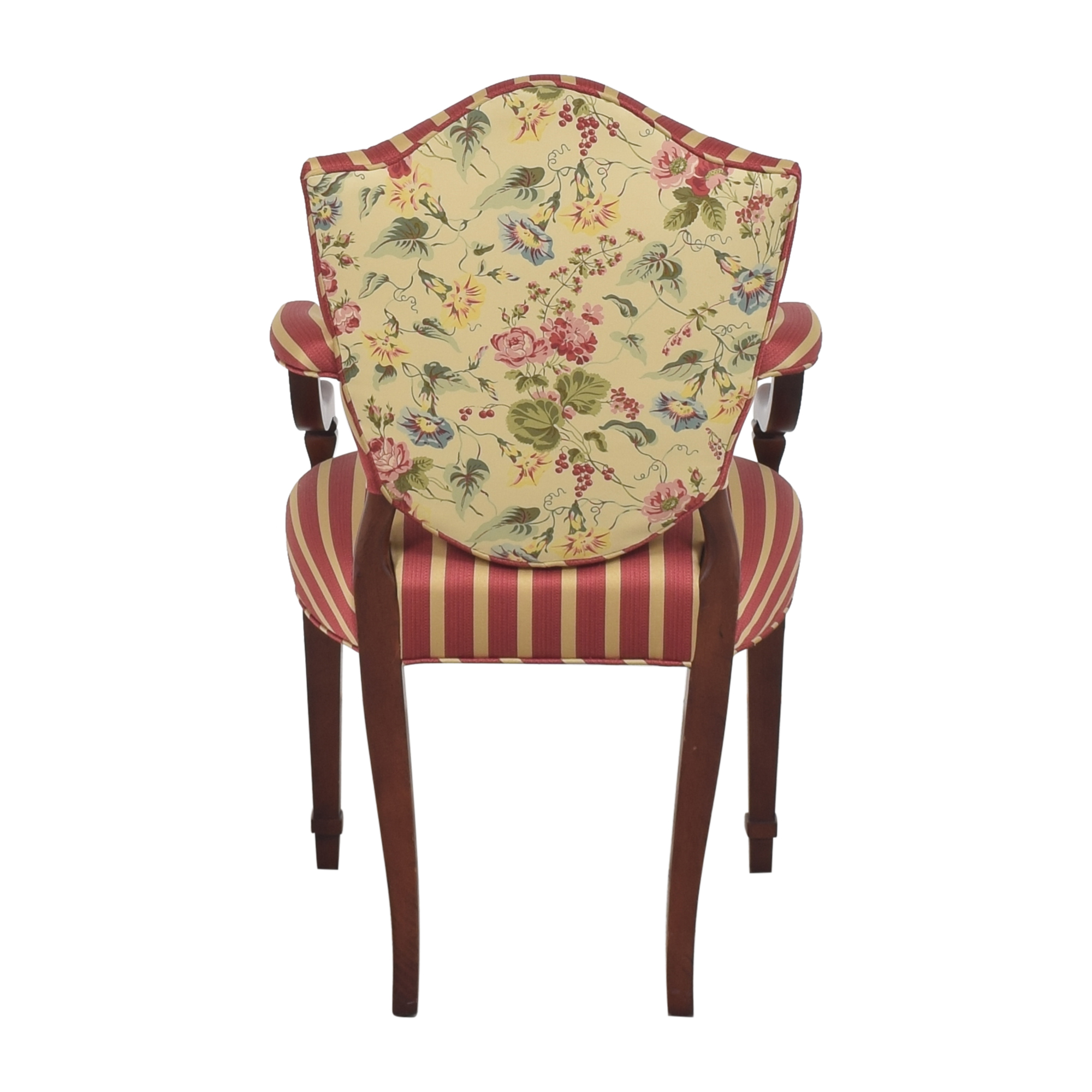 Baker Furniture Baker Furniture Shield Back Dining Chair second hand