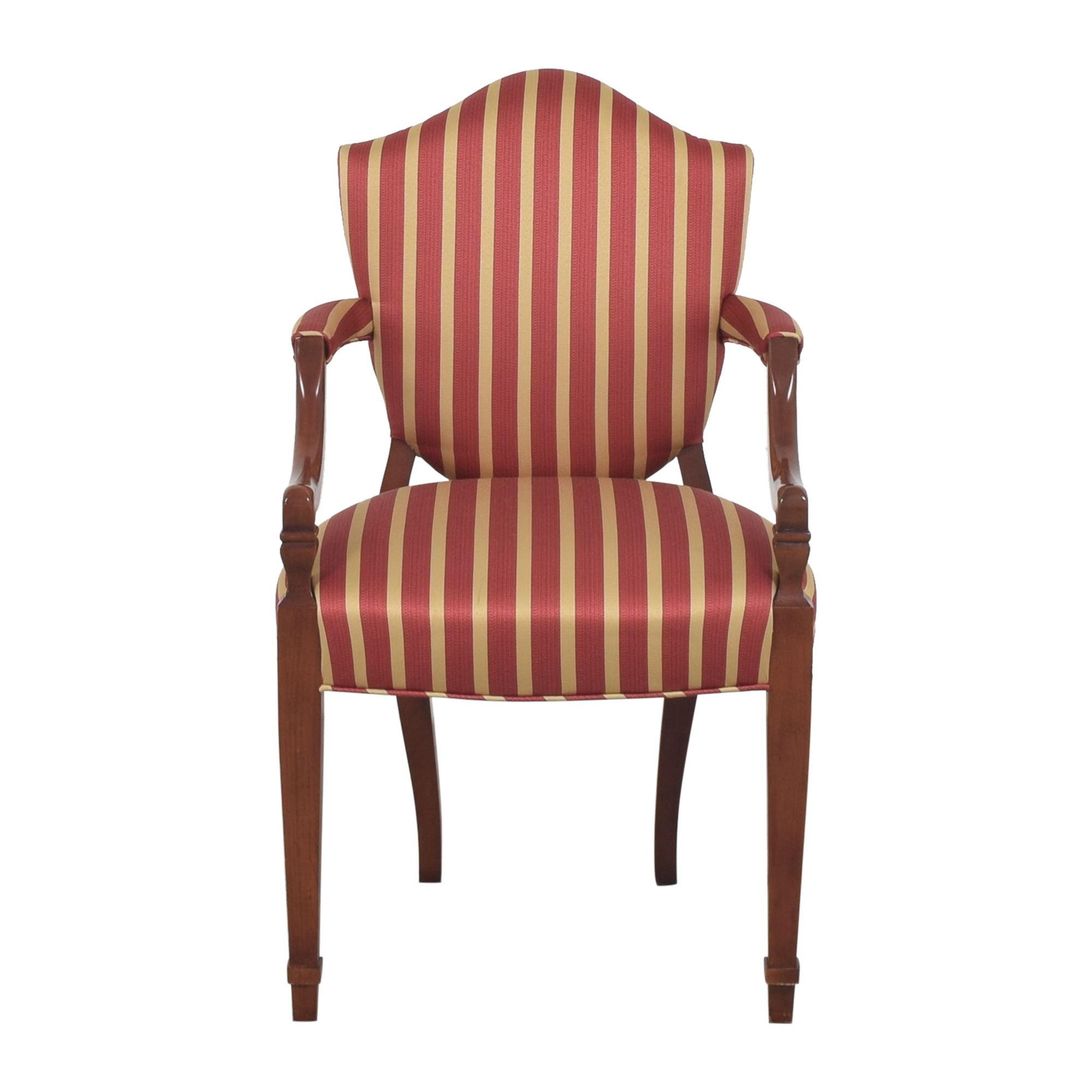 Baker Furniture Baker Furniture Shield Back Dining Chair Chairs
