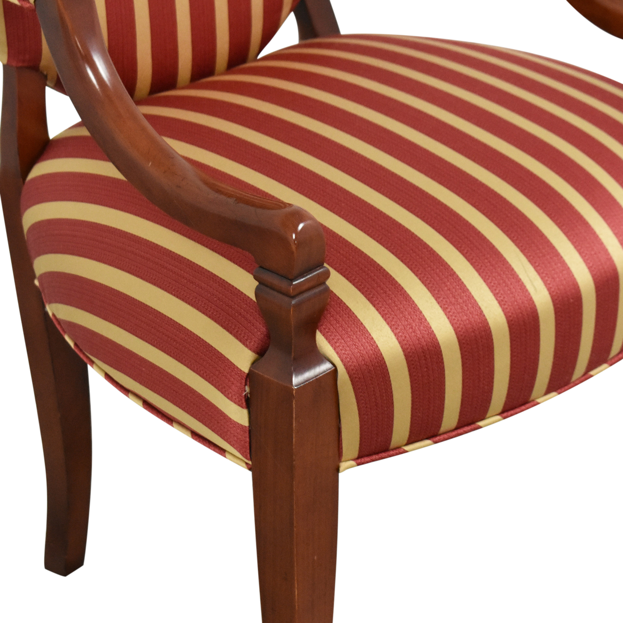 Baker Furniture Shield Back Dining Chair / Dining Chairs