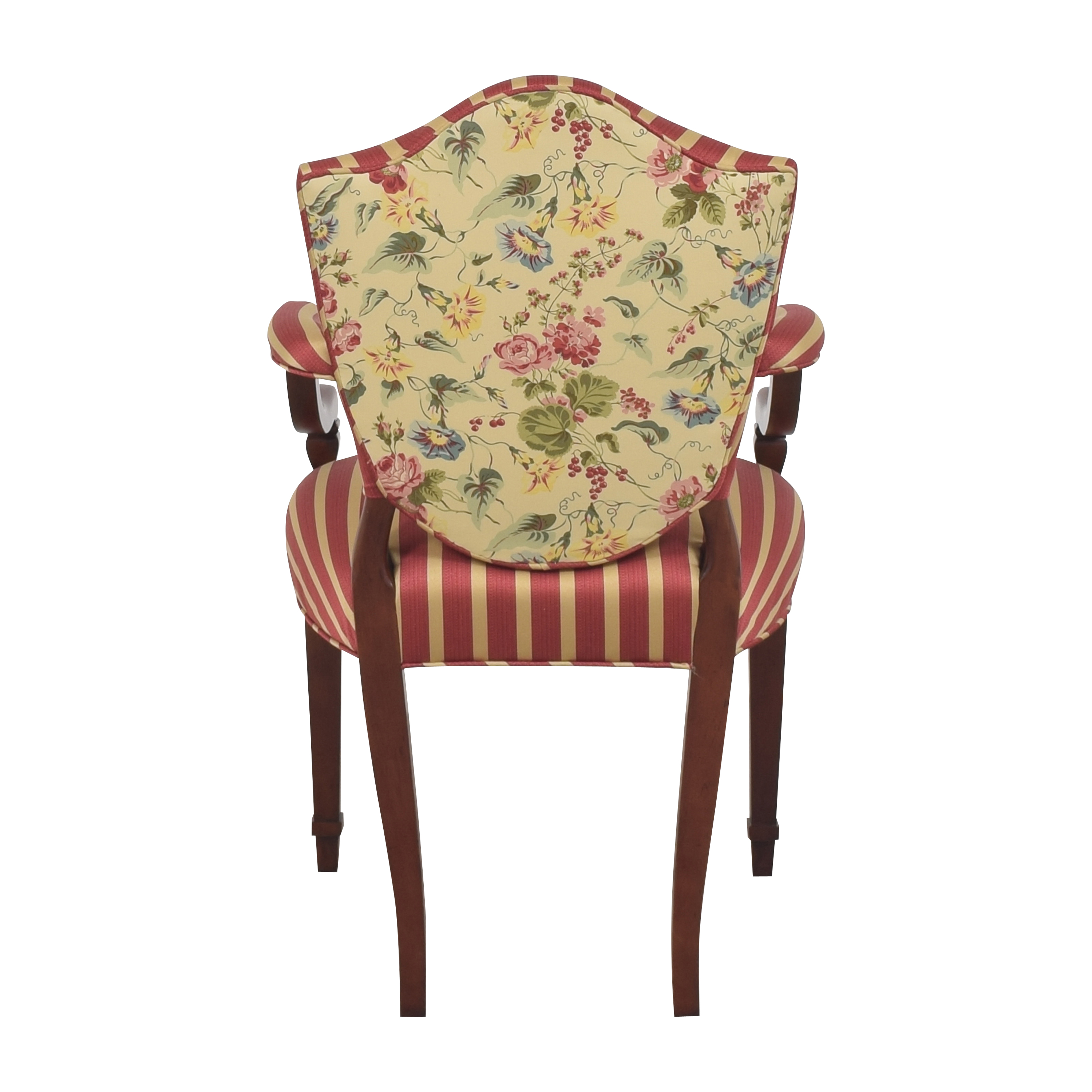 shop Baker Furniture Shield Back Dining Chair Baker Furniture Chairs