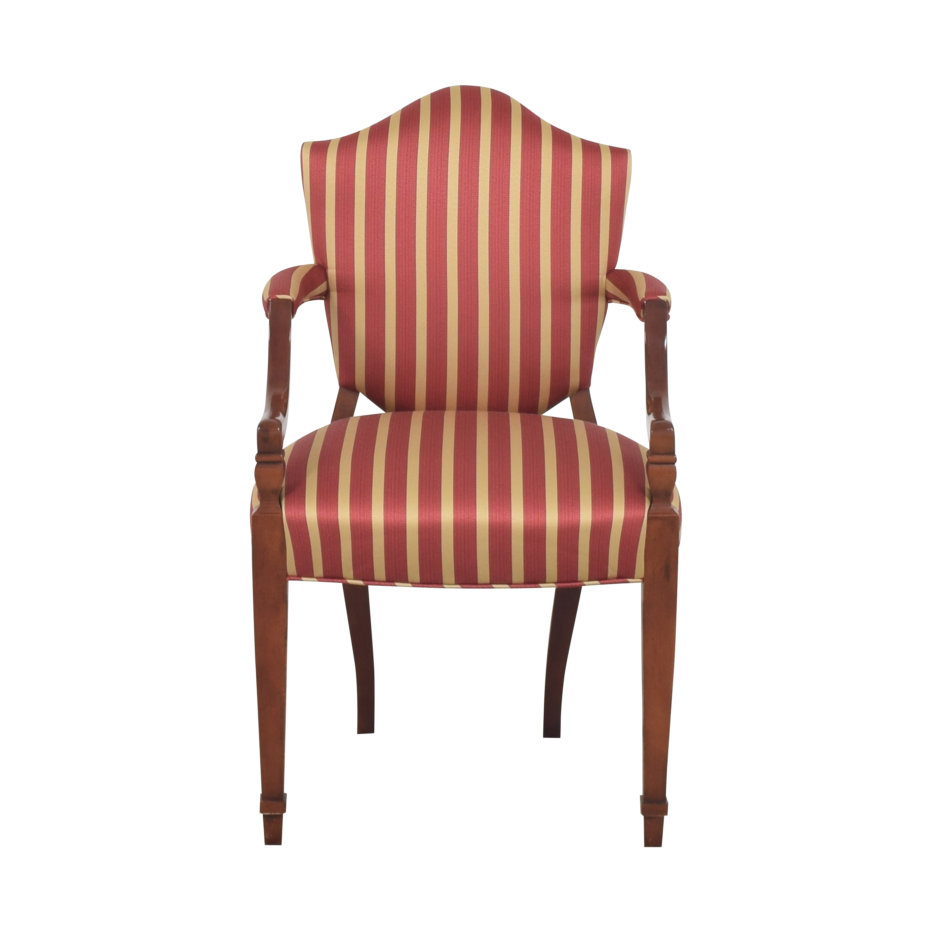 Baker Furniture Baker Furniture Shield Back Dining Chair coupon