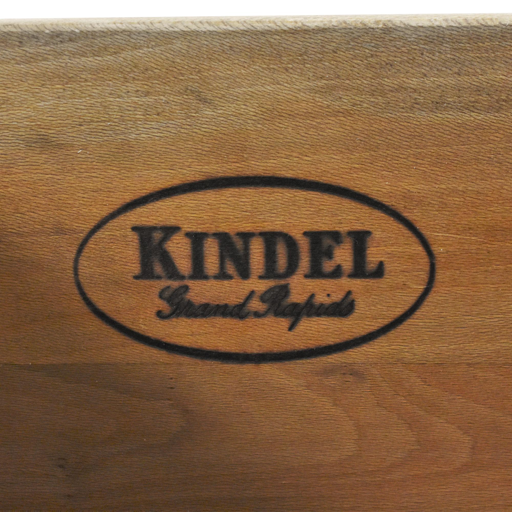 Kindel Kindel Oxford Nine Drawer Triple Dresser ma